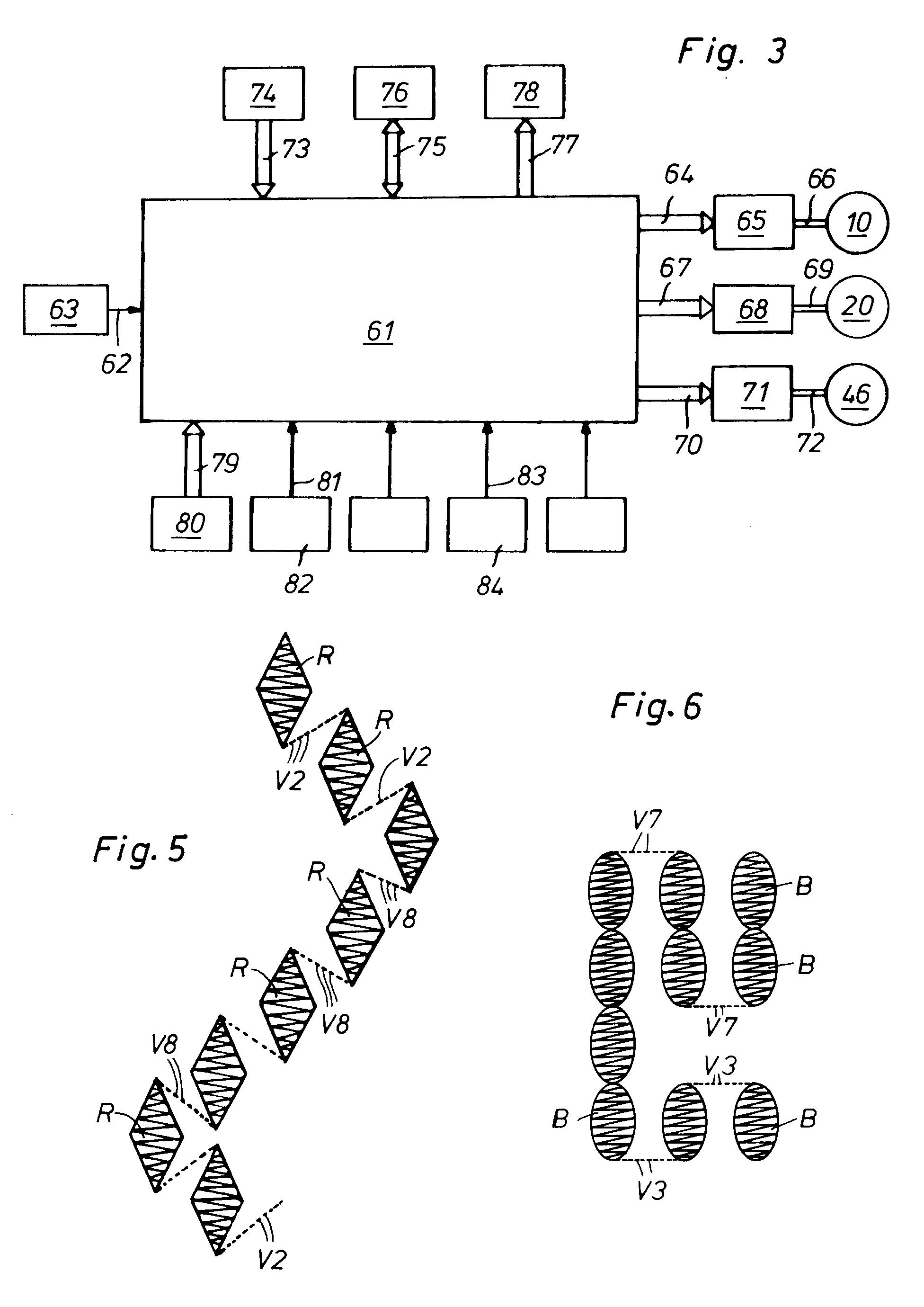 Patent EP0477473A2 - Verfahren und Nähmaschinen zur Herstellung von ...