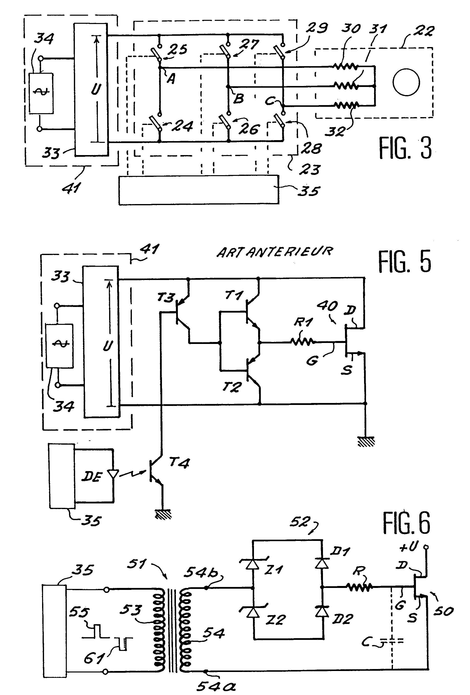 Patent ep0486359a1 circuit de commande de commutation for Transistor fonctionnement