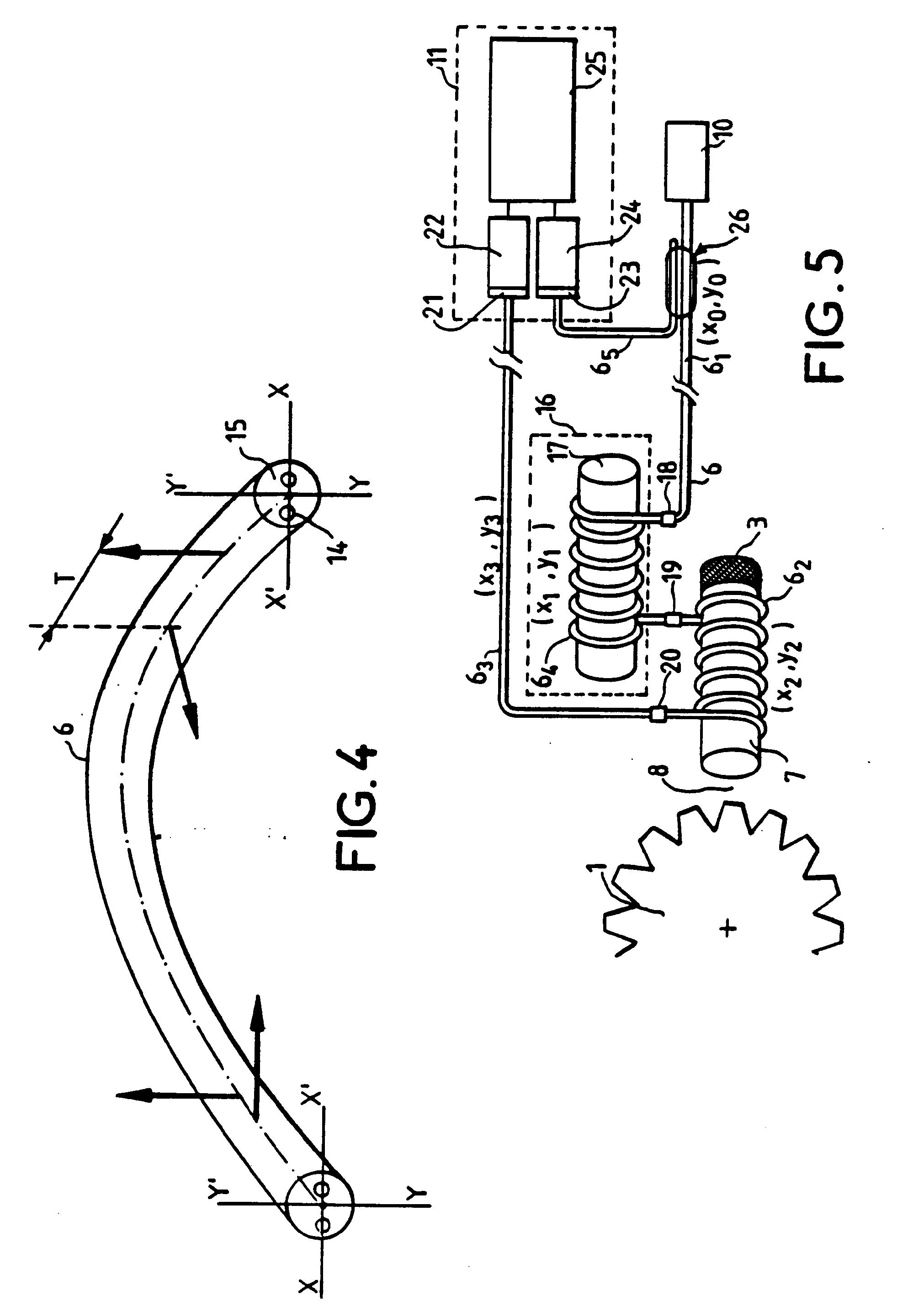 patent ep0489651b1 capteur tachym trique intrins que fibre optique google patents. Black Bedroom Furniture Sets. Home Design Ideas
