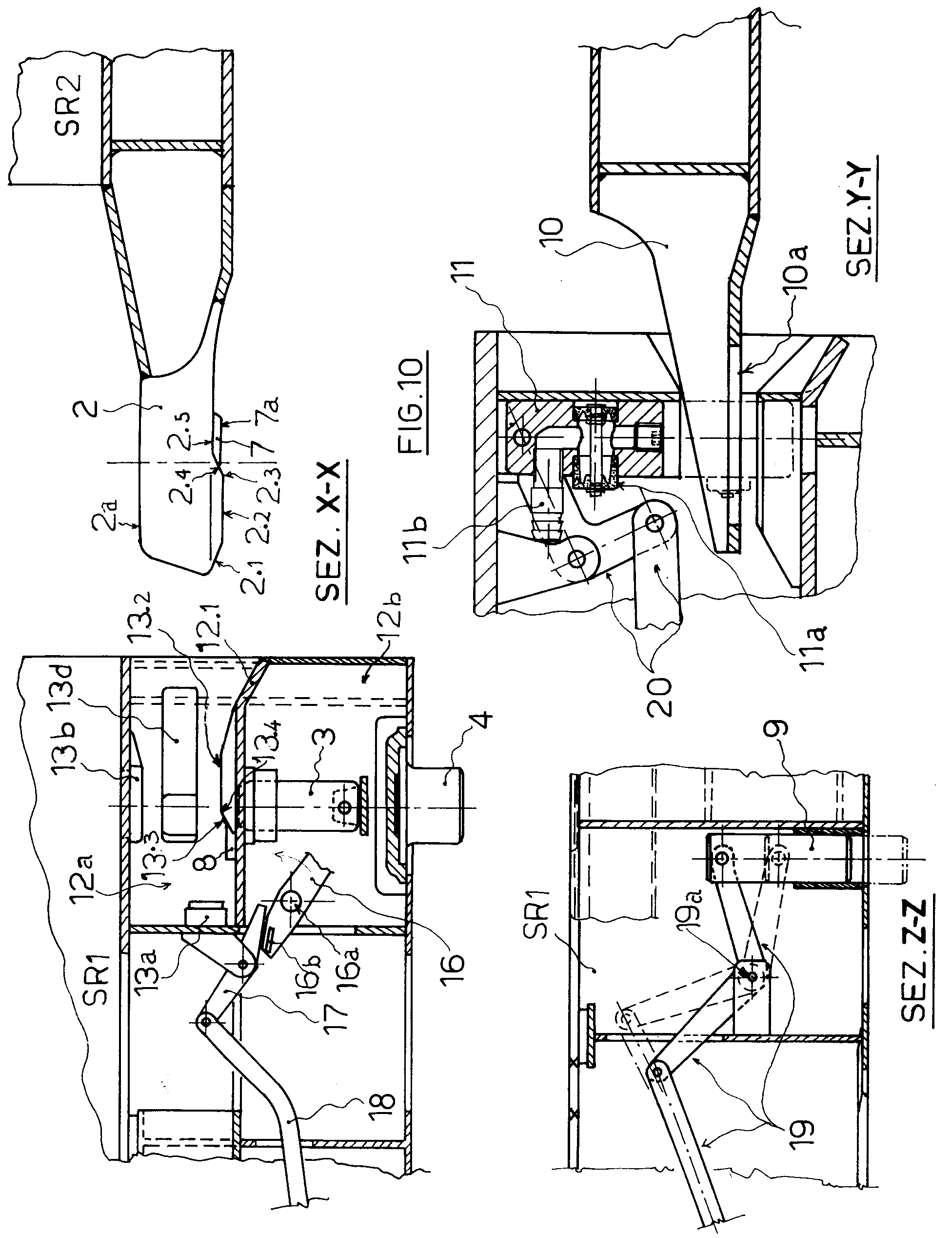 Semi Coupling System : Patent ep a coupling and conversion system of