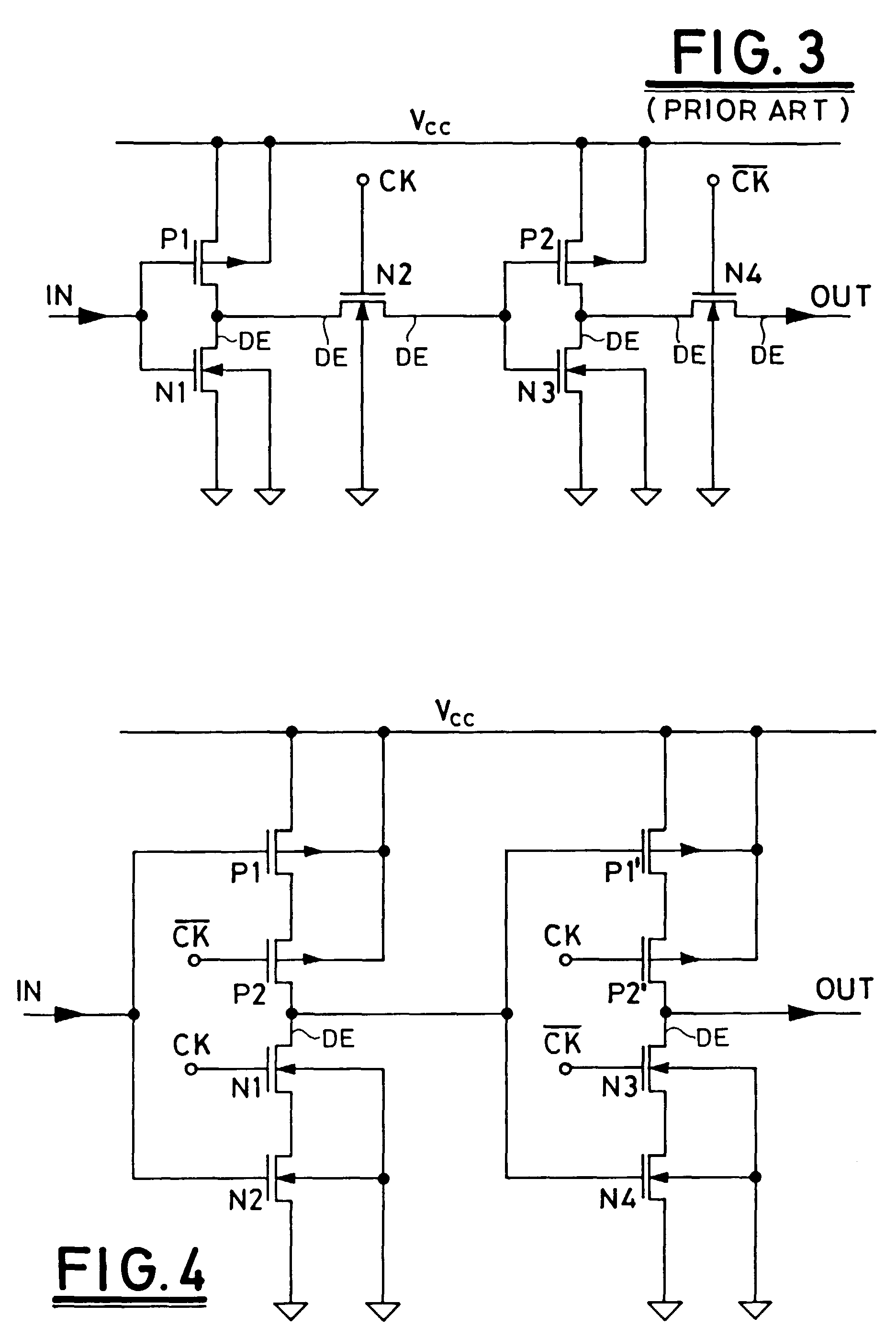 Patent ep0501929b1 circuit cmos haute tension configur for Porte logique and transistor