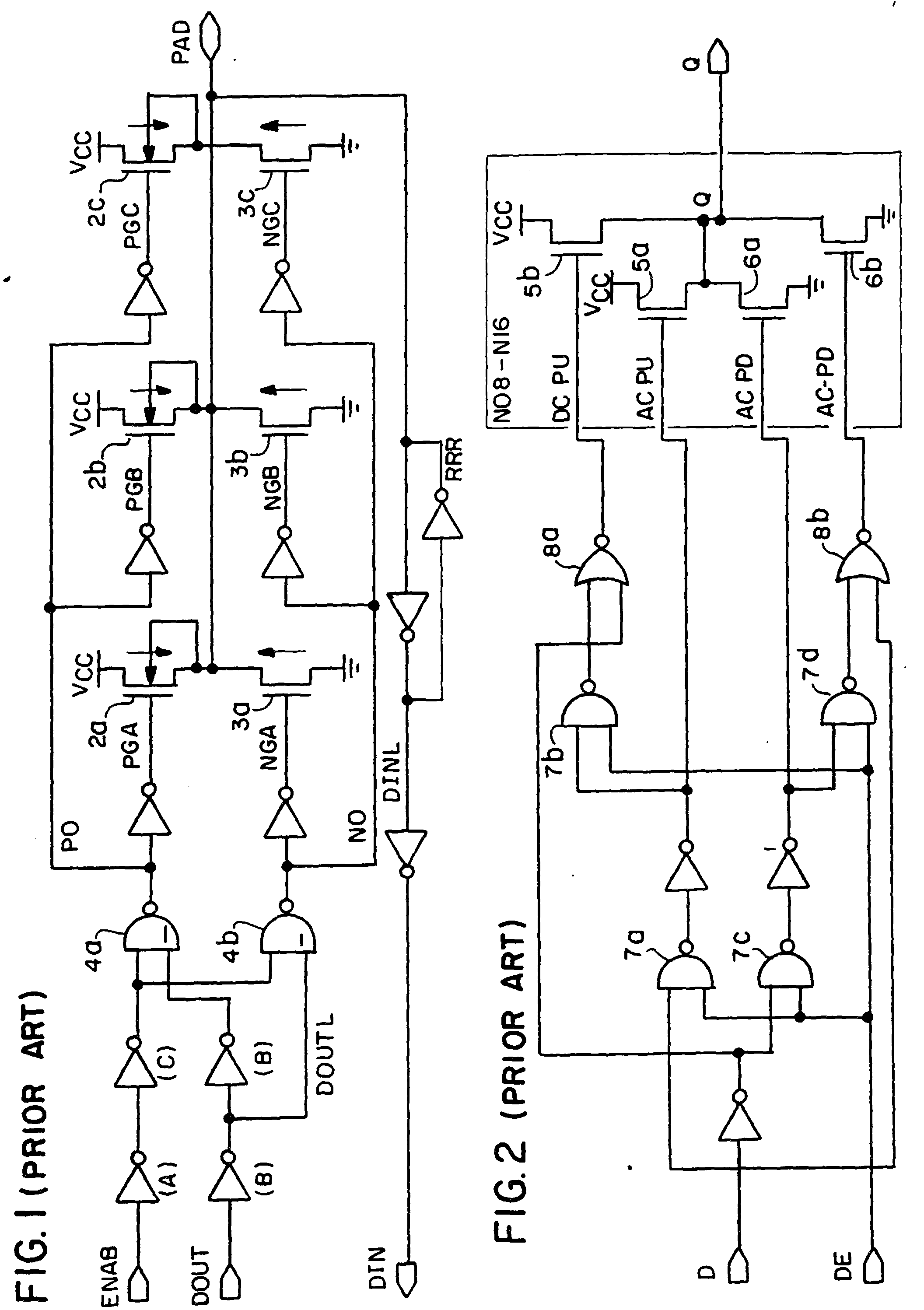 patent ep0502597b1 - cmos output buffer circuit