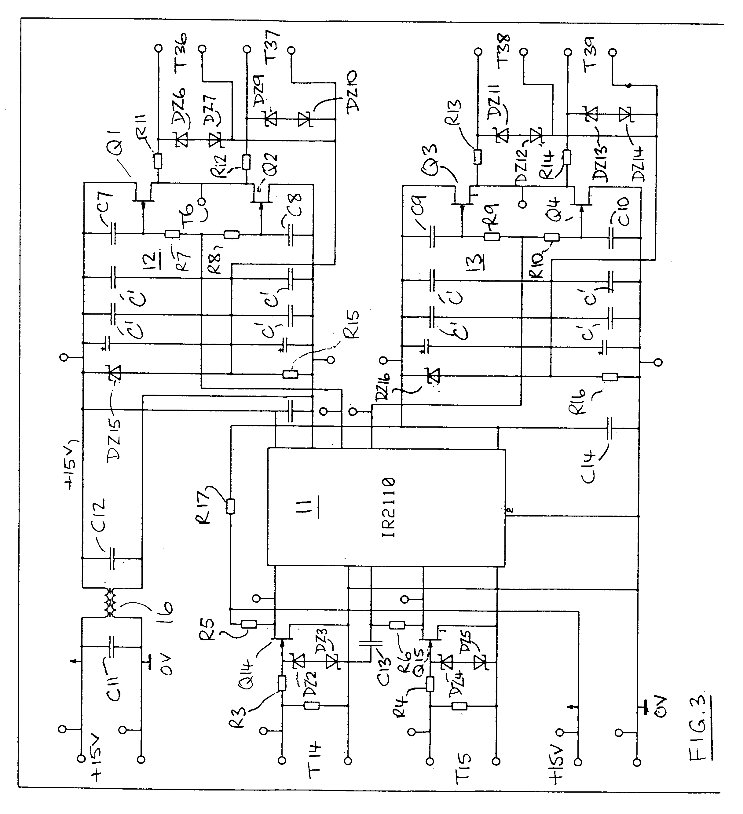 Ir2110 Mosfet Driver Circuit Diagram Bookingvegalo Test