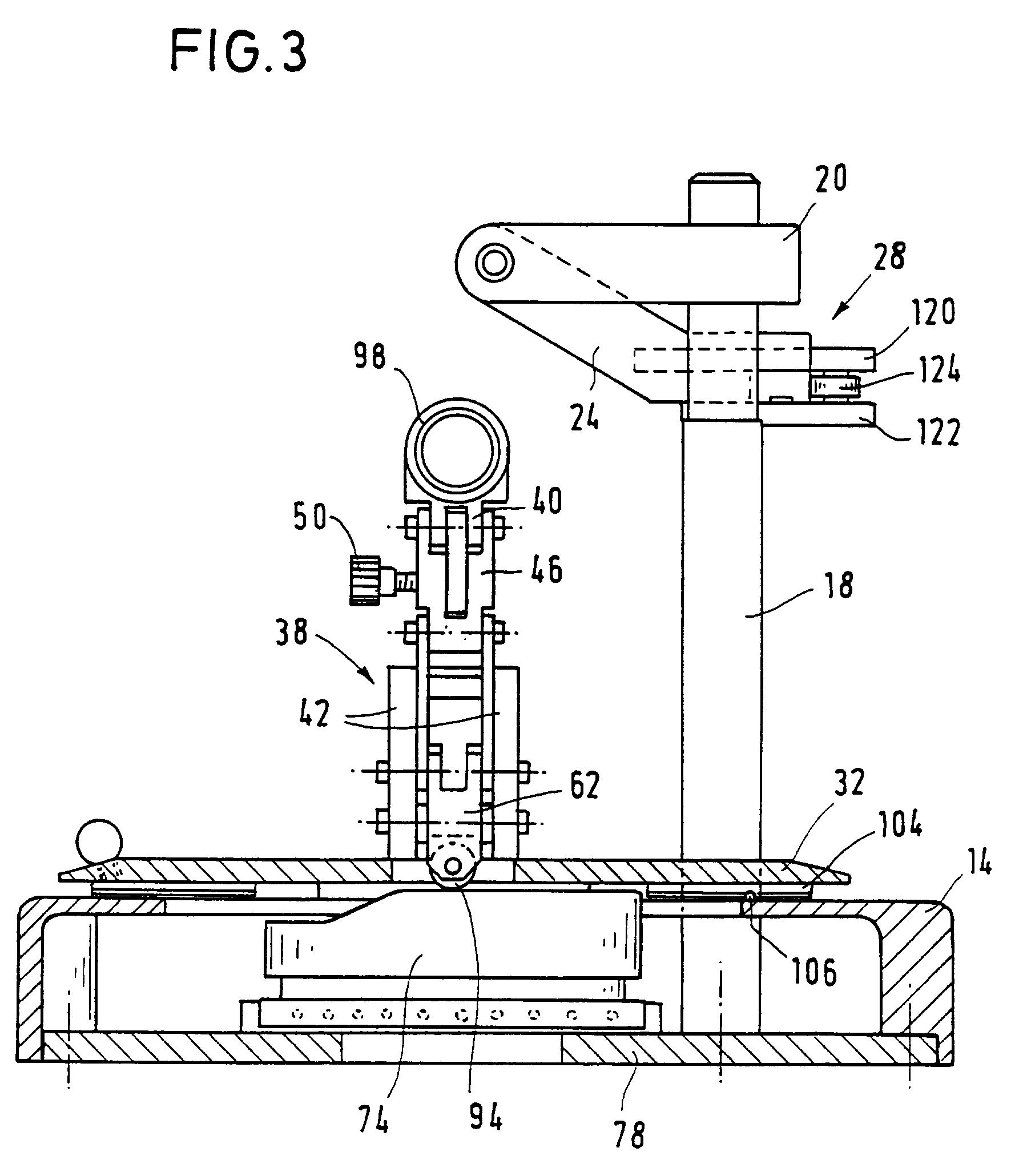 patent ep0513283b1 vorrichtung zum sch rfen schleifen und polieren von dental parodontal. Black Bedroom Furniture Sets. Home Design Ideas