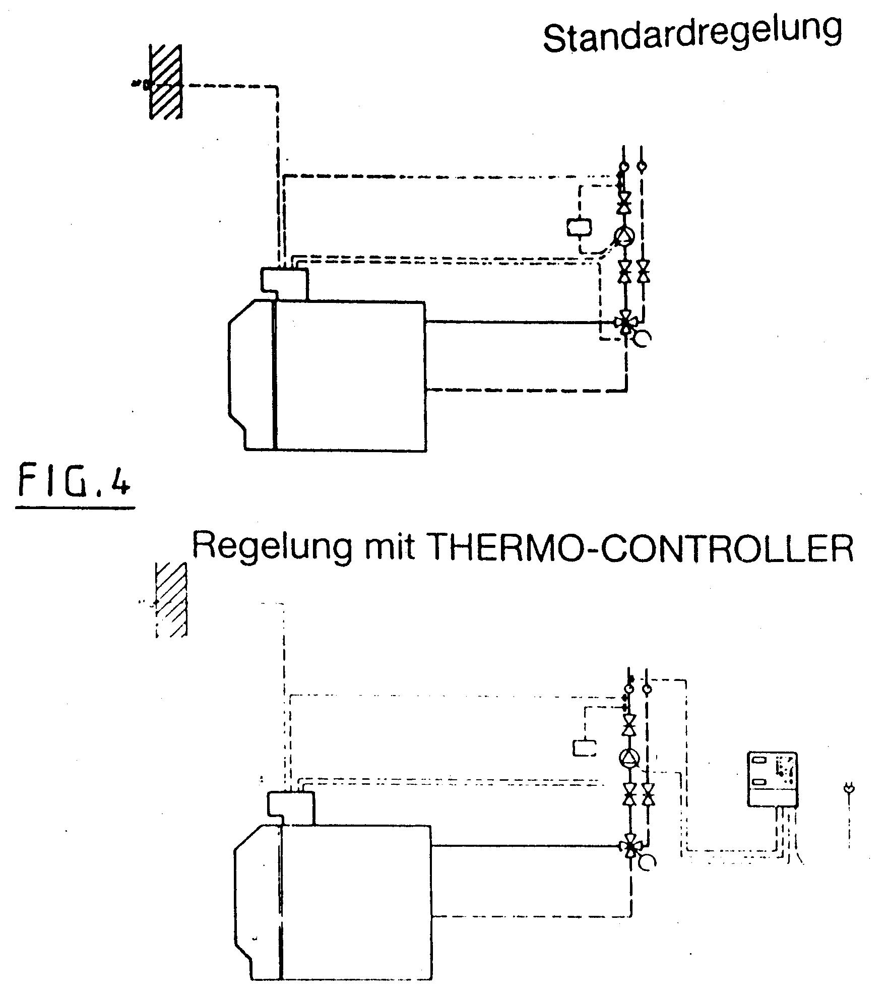 Elektrische FußBodenheizung Thermostat AnschließEn PD64 – Hitoiro