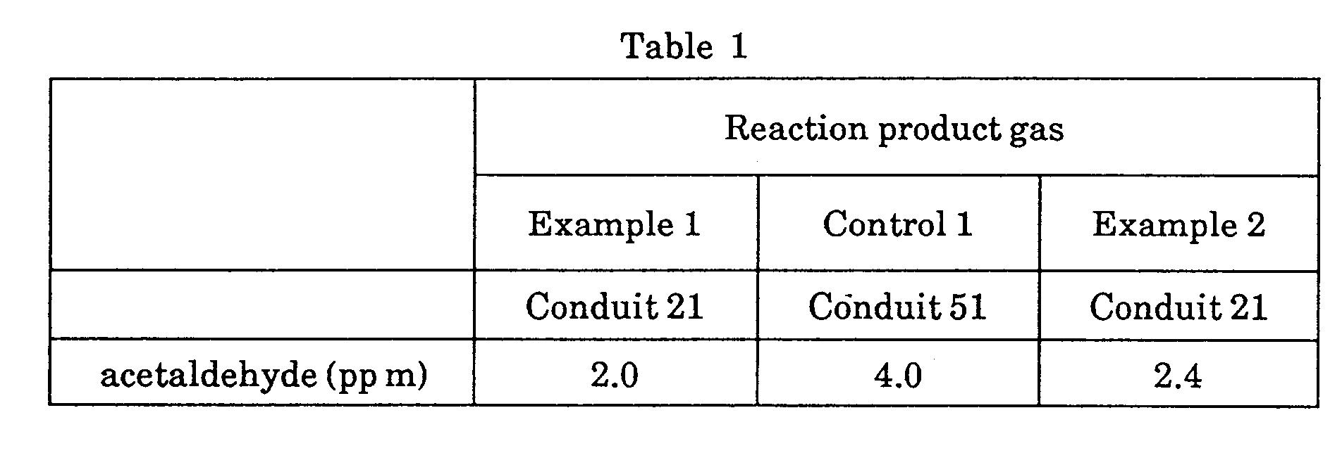 production of ethylene oxide pdf