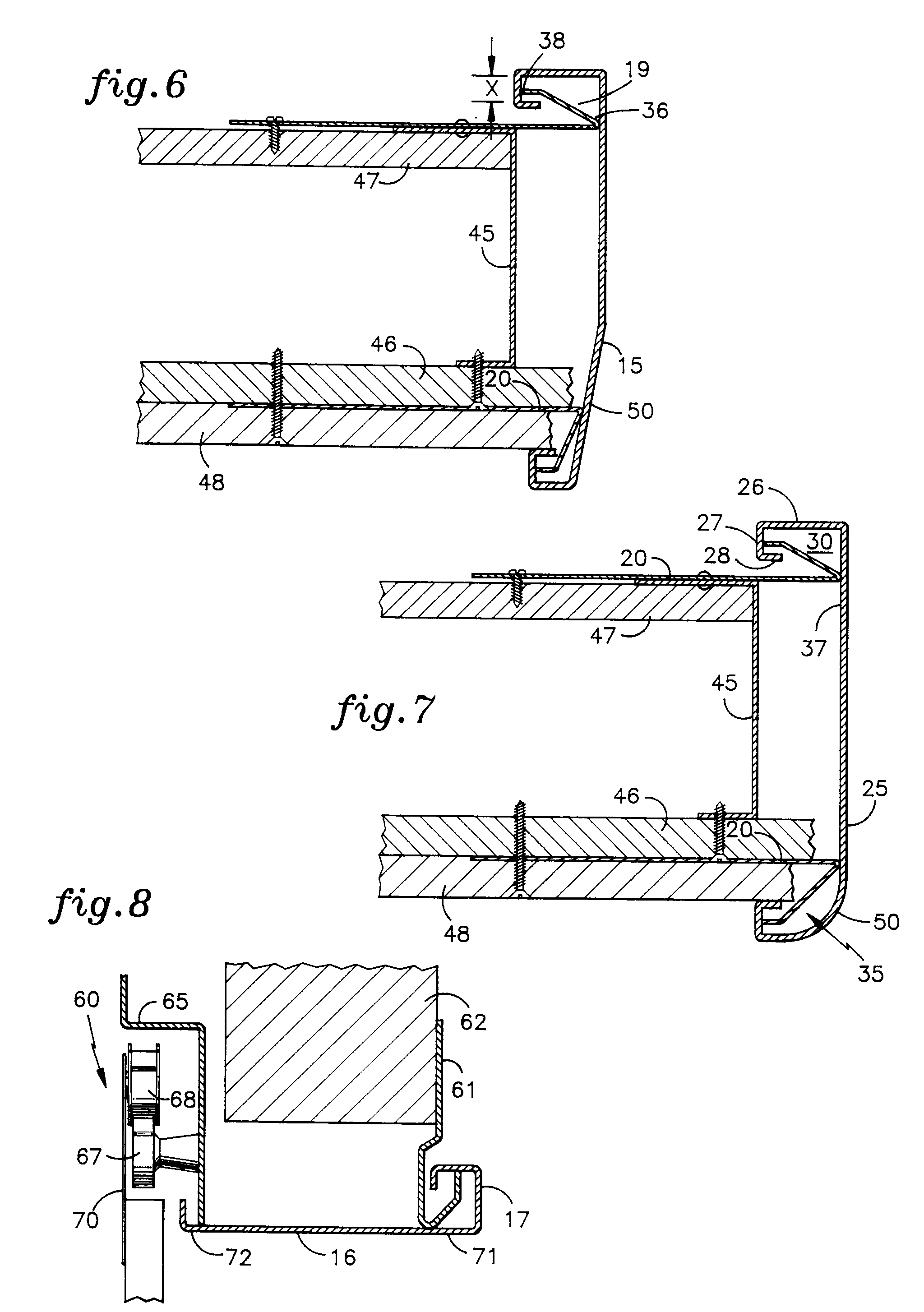 Home elevator dimensions - Patent Drawing