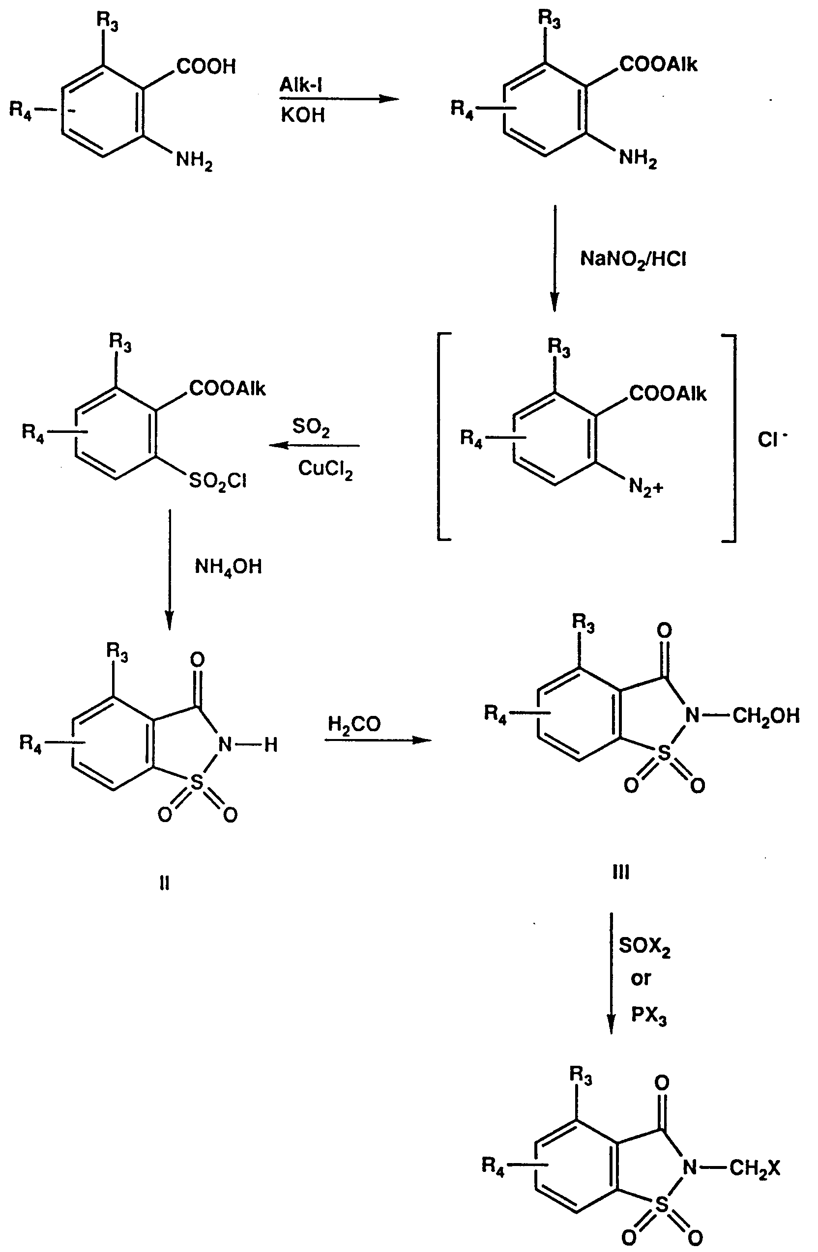 Buy custom Reaction Iodoethane With Saccharin, An Ambident Nucleophile