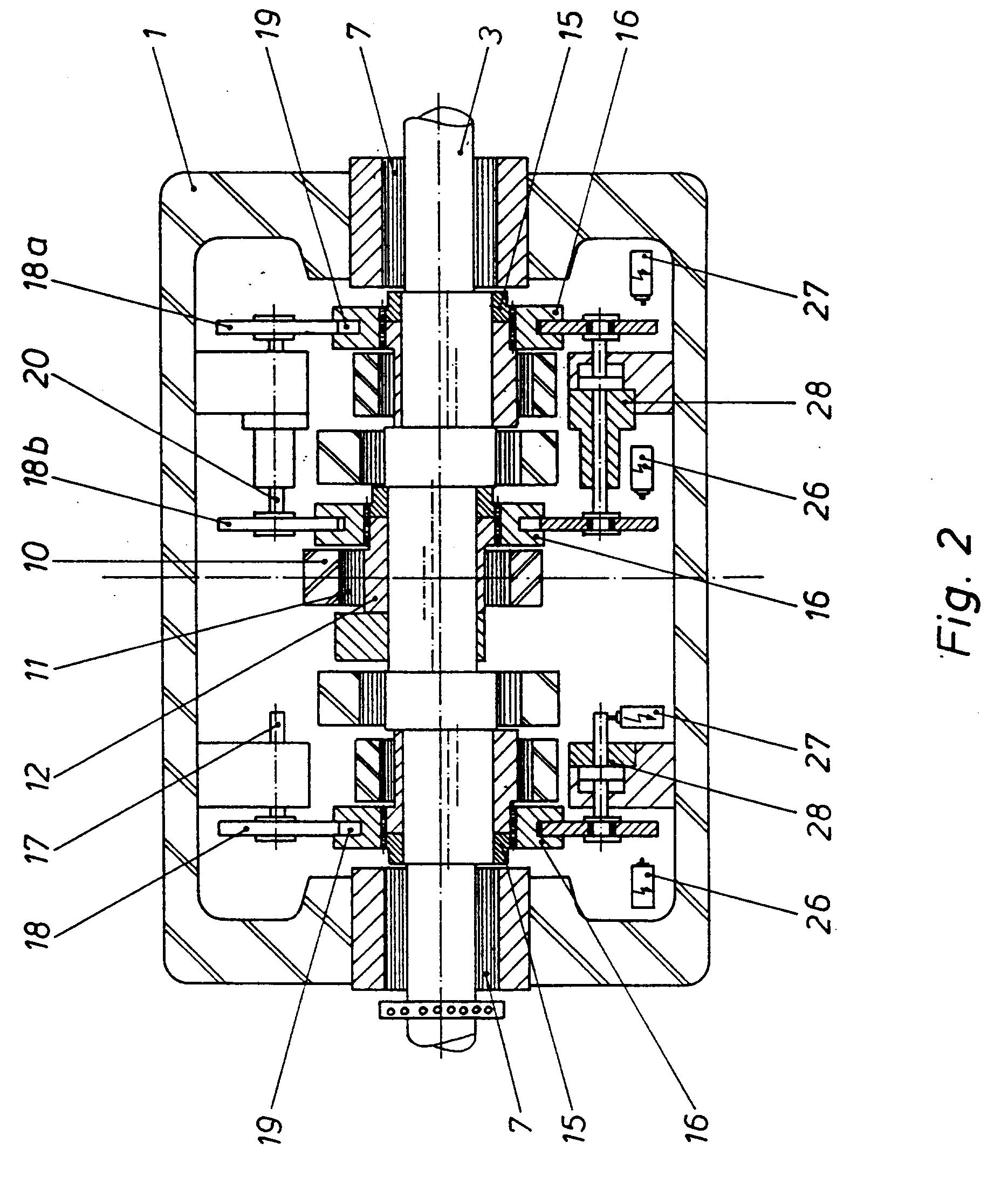 patent ep0551919a1 synchron verstellbarer dynamischer massenausgleich an exzenterpressen oder. Black Bedroom Furniture Sets. Home Design Ideas