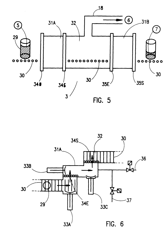patent ep0553041b1 proc d de pyrolyse d 39 effluents fluides et dispositif correspondant. Black Bedroom Furniture Sets. Home Design Ideas