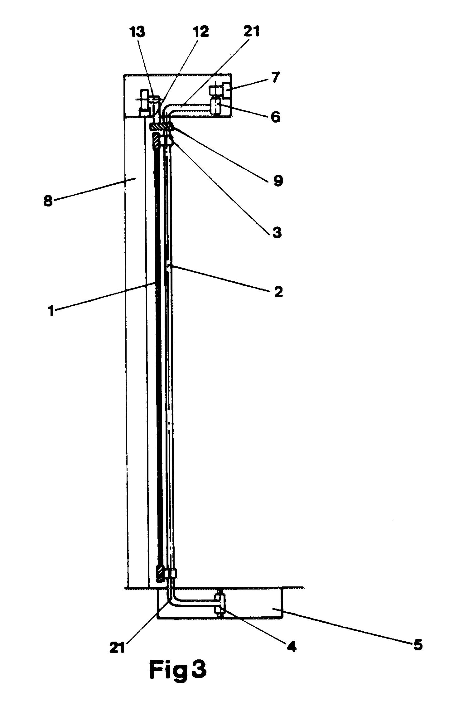 Eingangstür detail schnitt  Patent EP0554438B1 - Tür, insbesondere zweiflügelige tür - Google ...