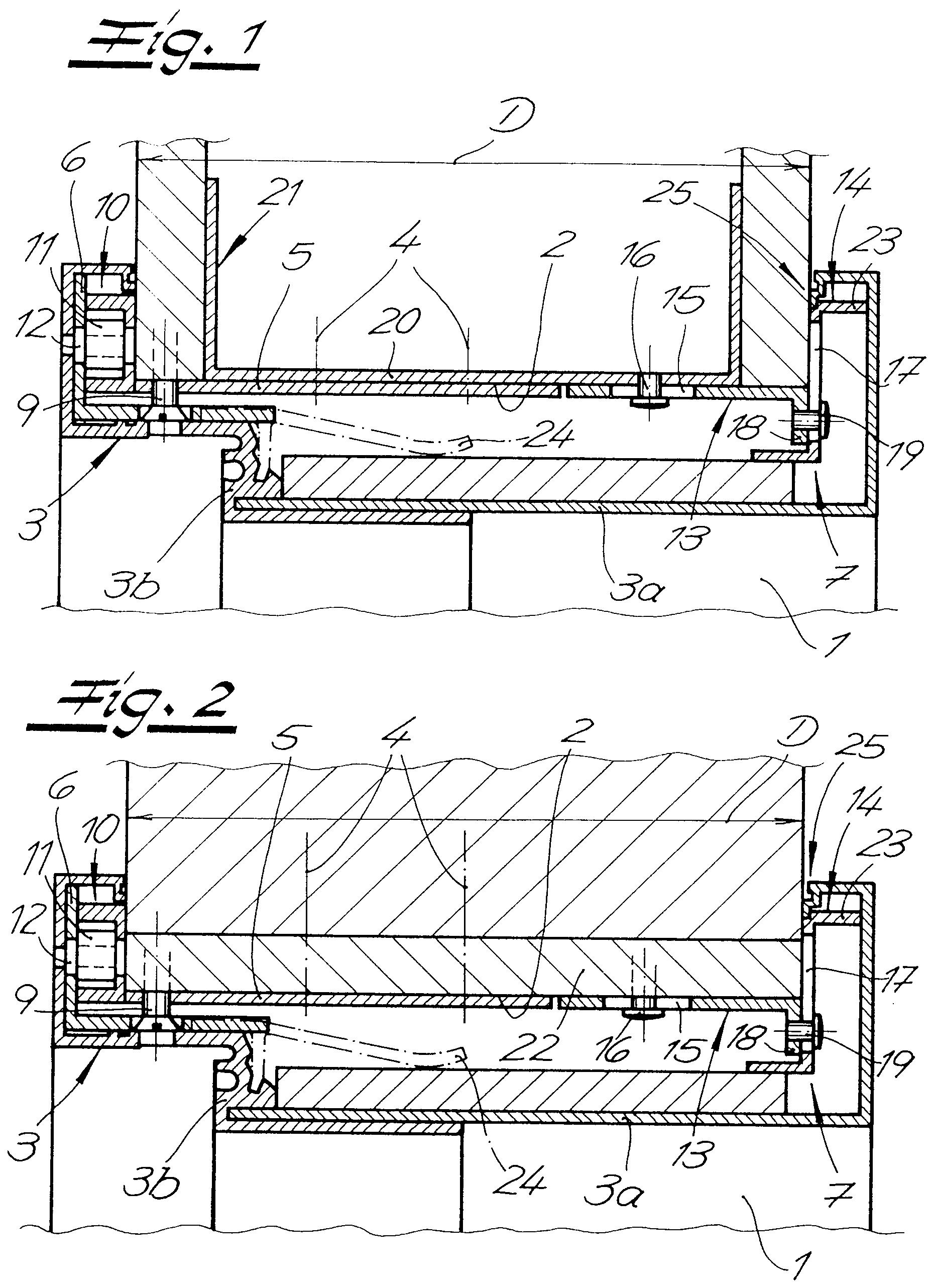 Türzarge metall  Patent EP0562249A2 - Vorrichtung zum Befestigen einer Türzarge in ...