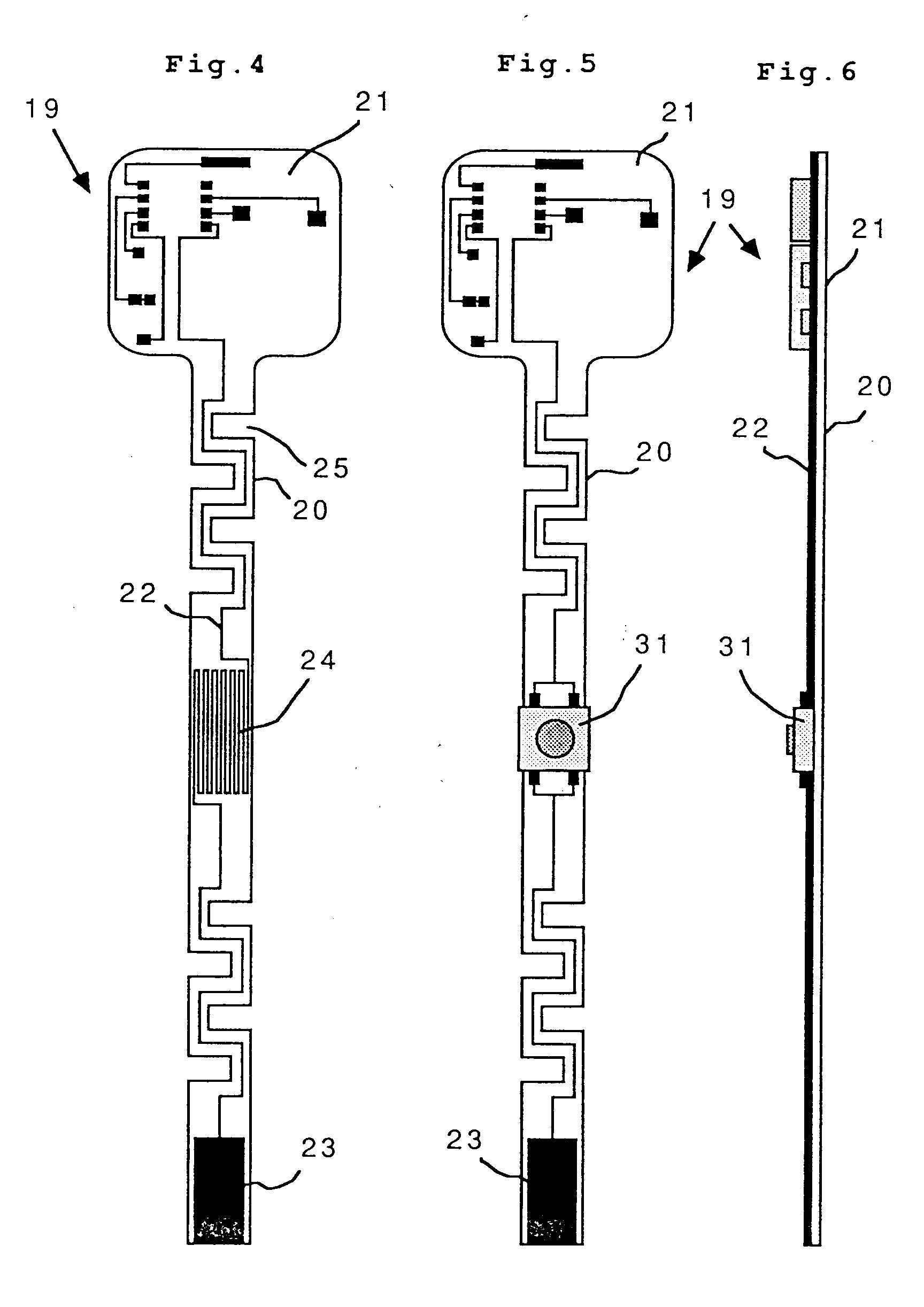 专利ep0565022a1 - alarmeinrichtung
