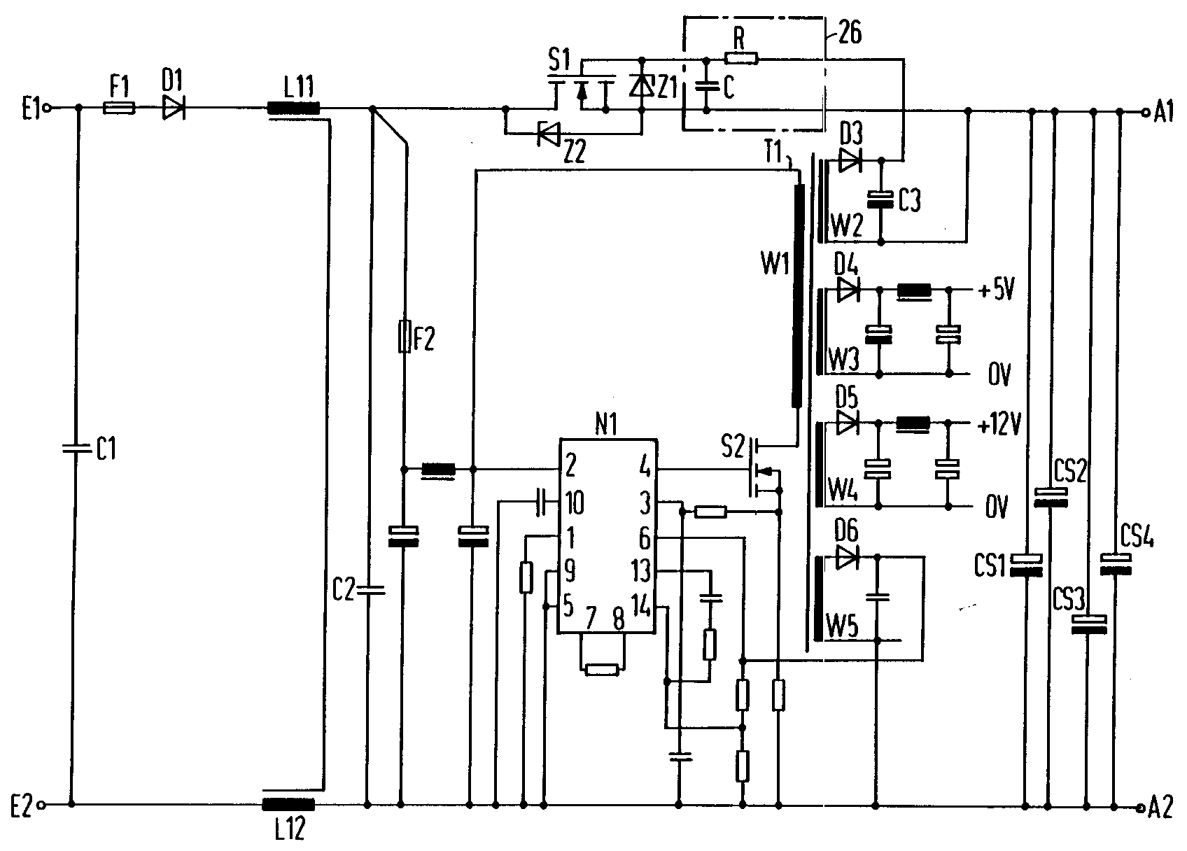strz2152电路图