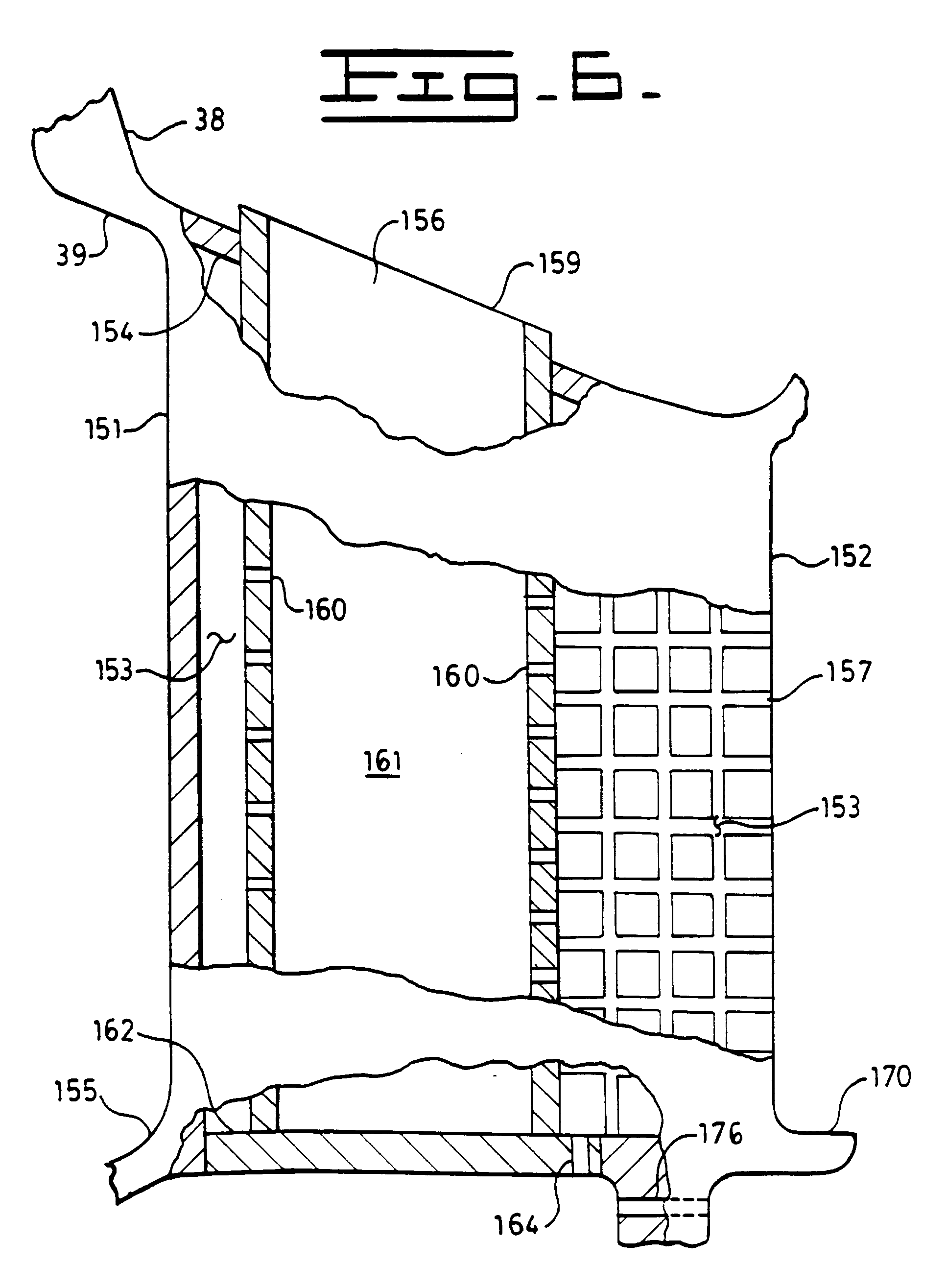 Patent EP B1 An improved turbine cooling system Google