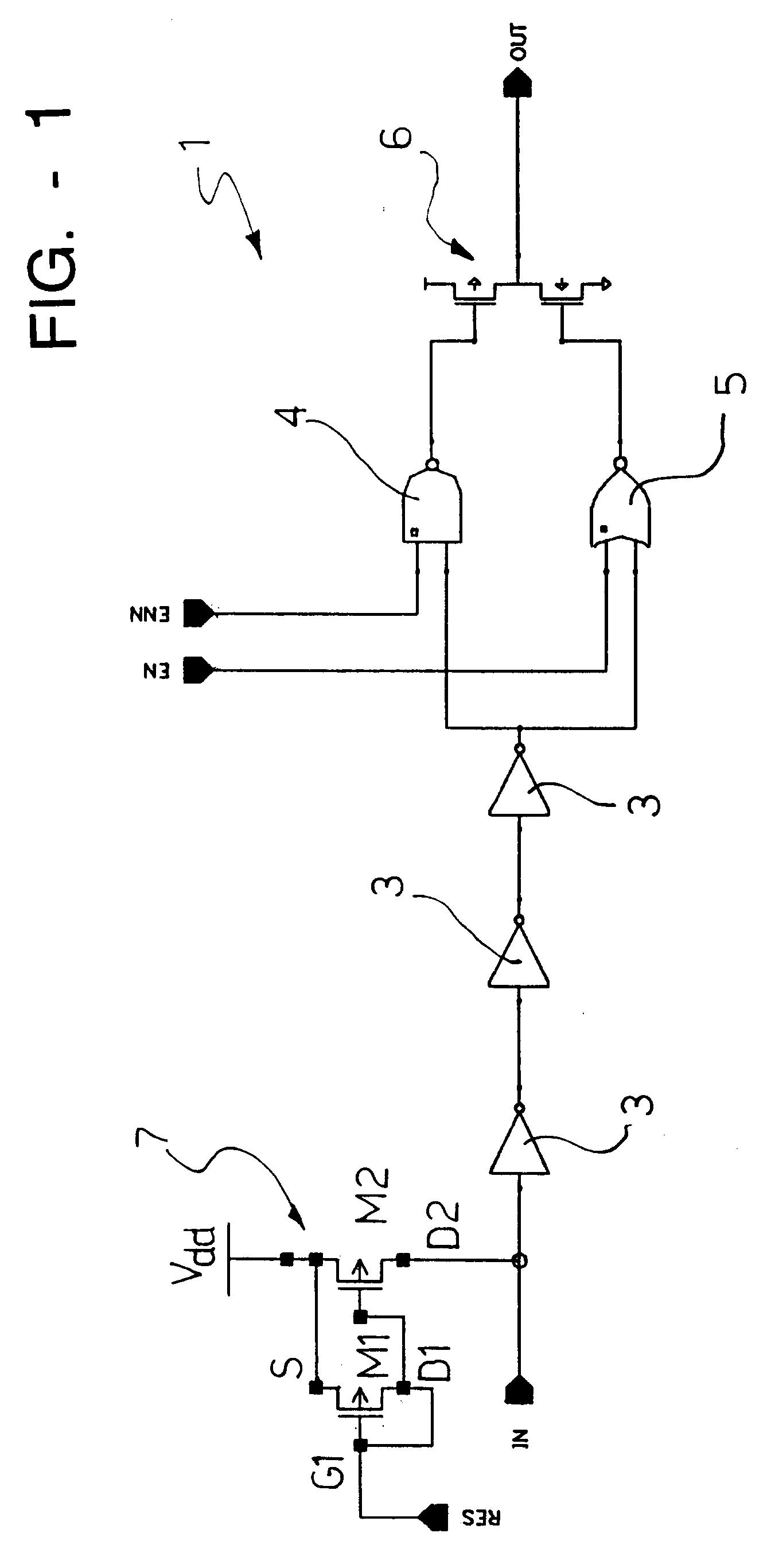 cmos logic circuit