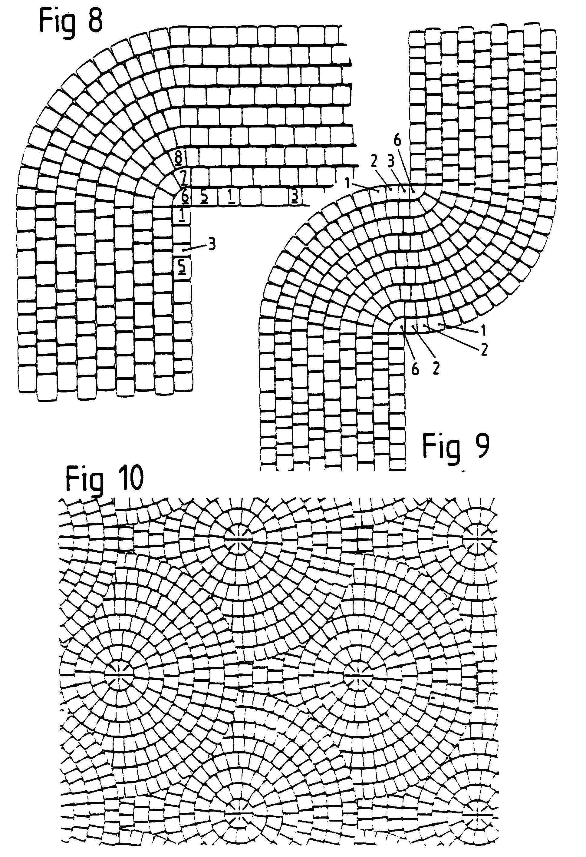 patent ep0584336b1 pflasterstein bausatz google patents. Black Bedroom Furniture Sets. Home Design Ideas