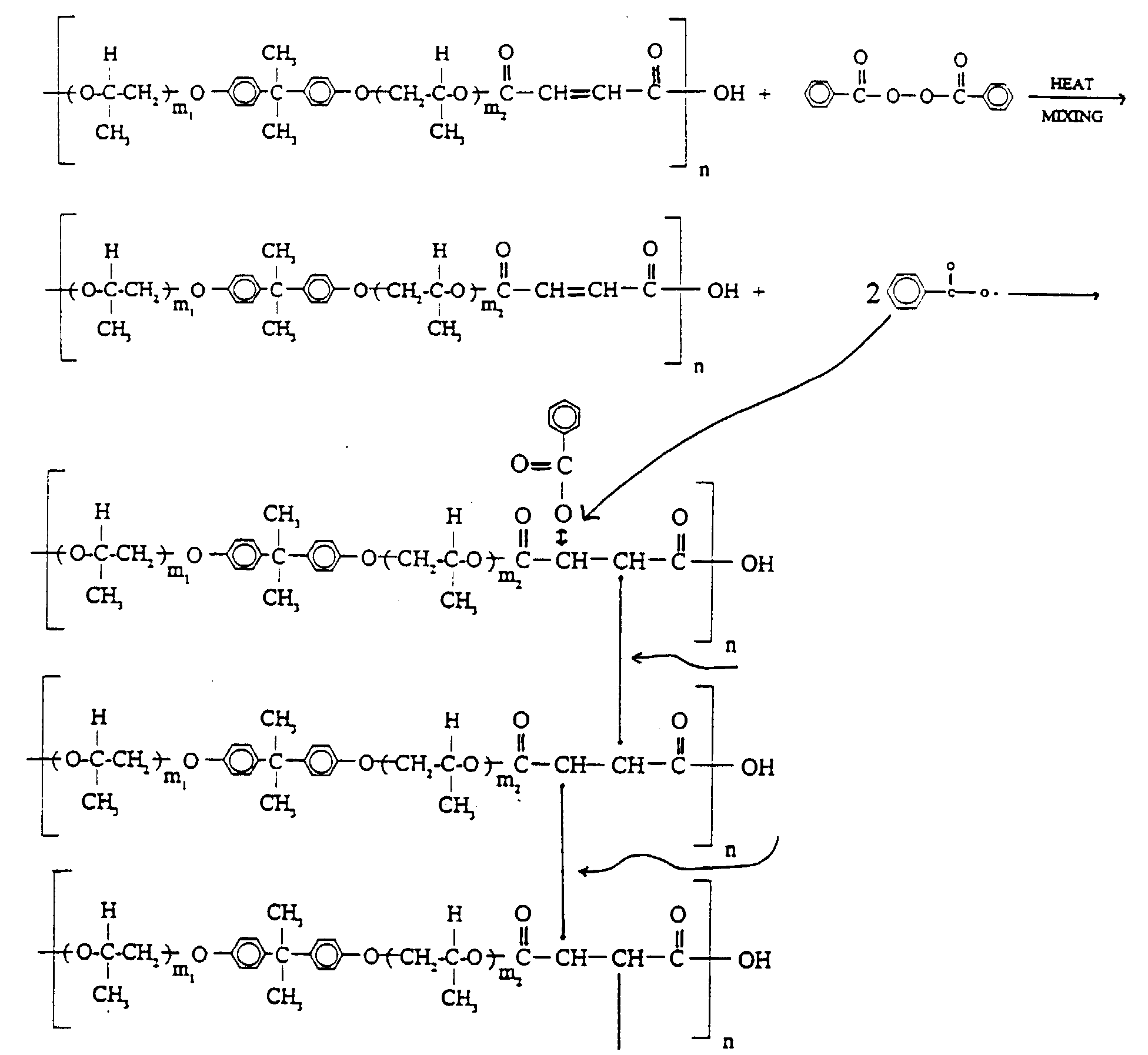 Patent Ep0590314b1 Low Gloss Low Melt Cross Linked