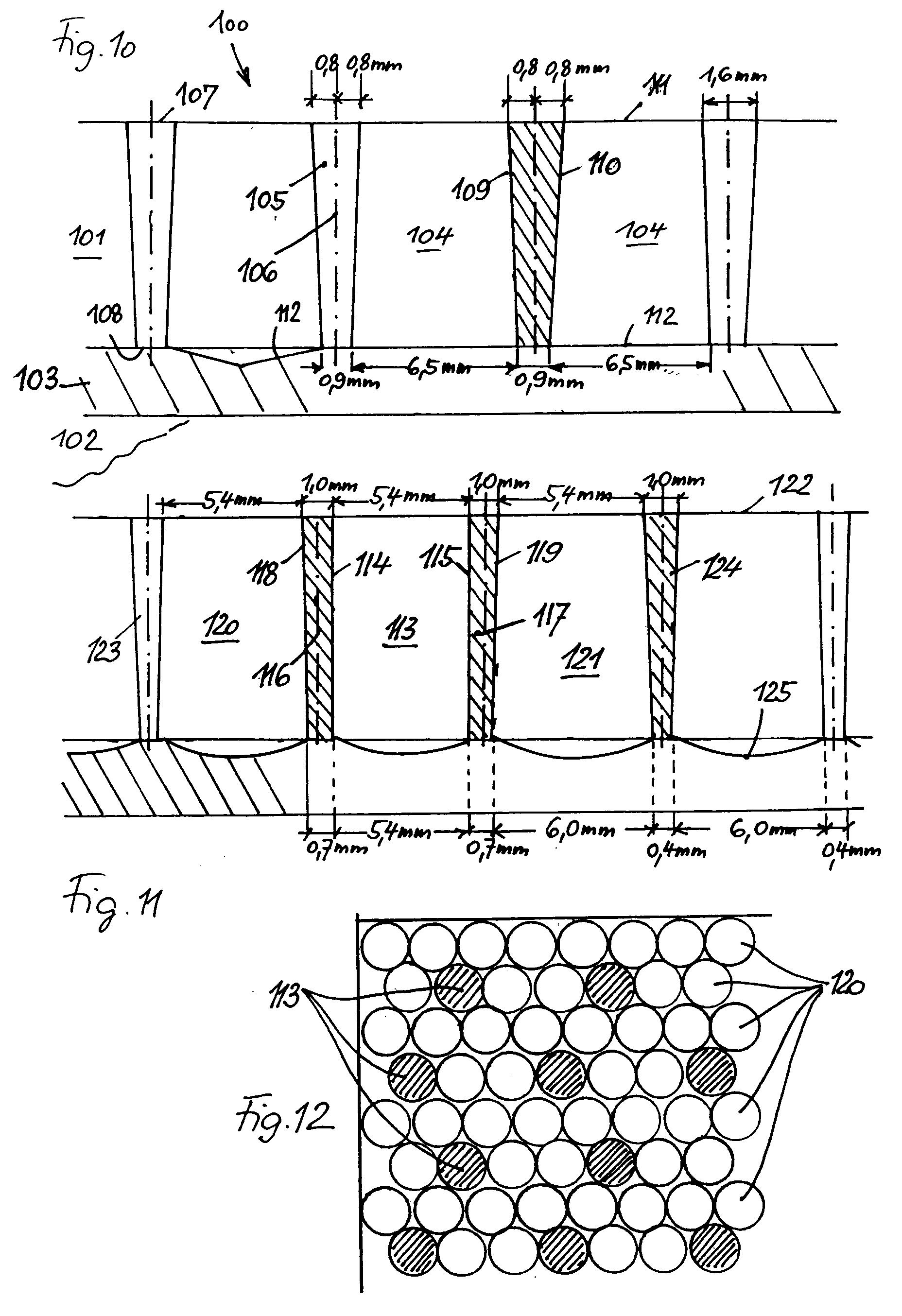 Patent ep0595280a2 verfahren und vorrichtung zum for Ritter schnitt verfahren