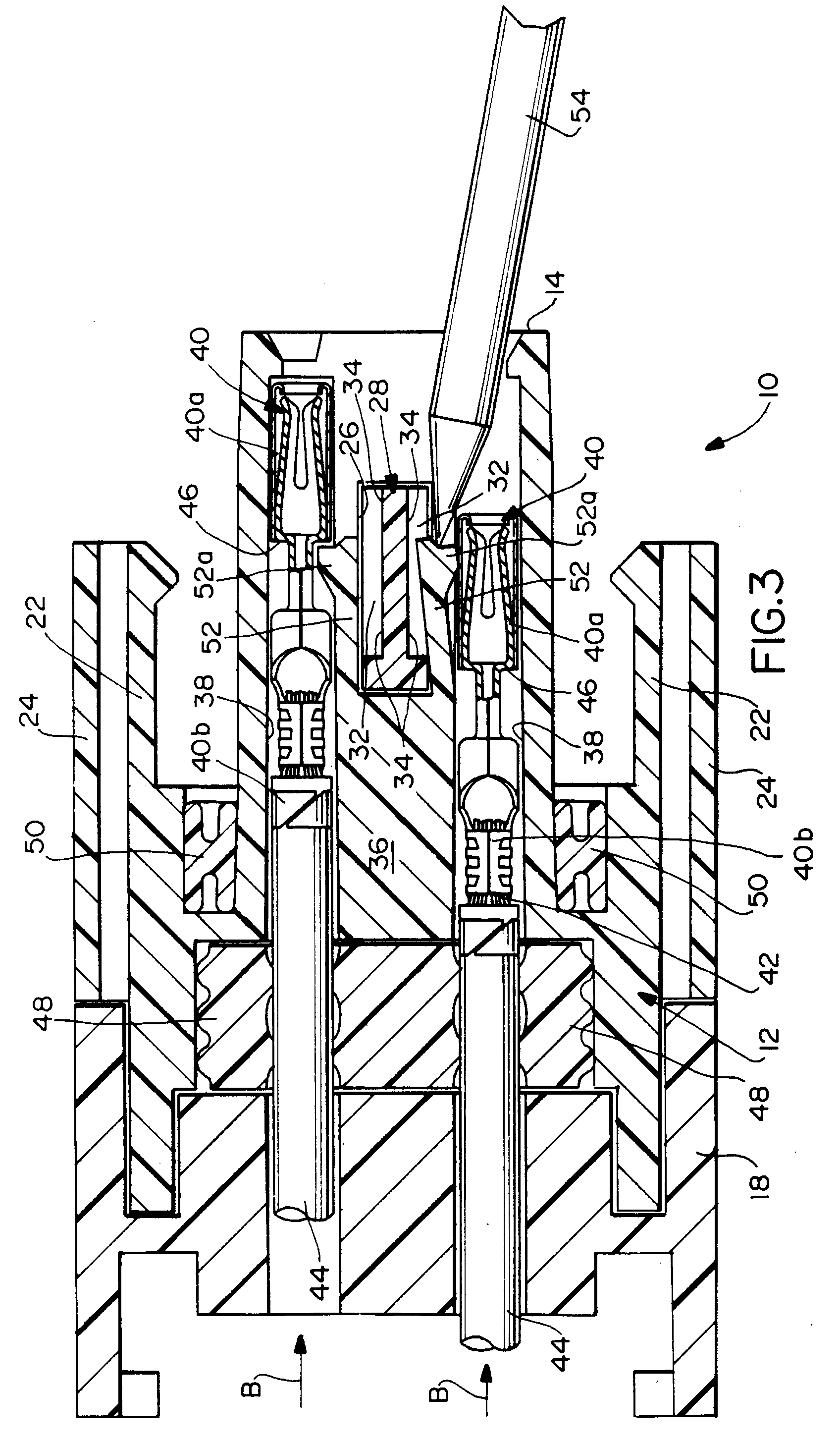 patent ep0599165a1 - electrical connector with terminal position assurance system