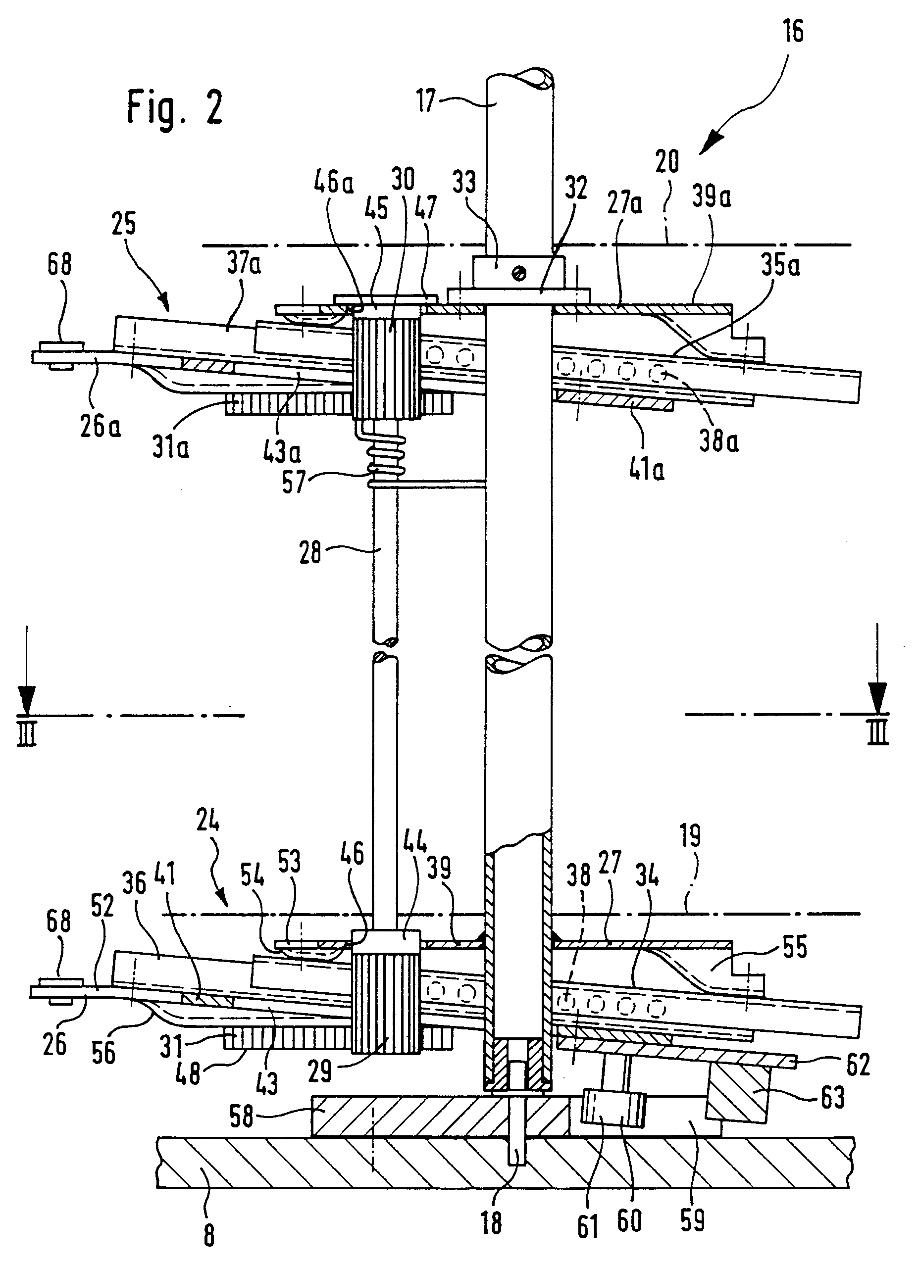 patent ep0601296b1 montage pour armoire de coin google patents. Black Bedroom Furniture Sets. Home Design Ideas