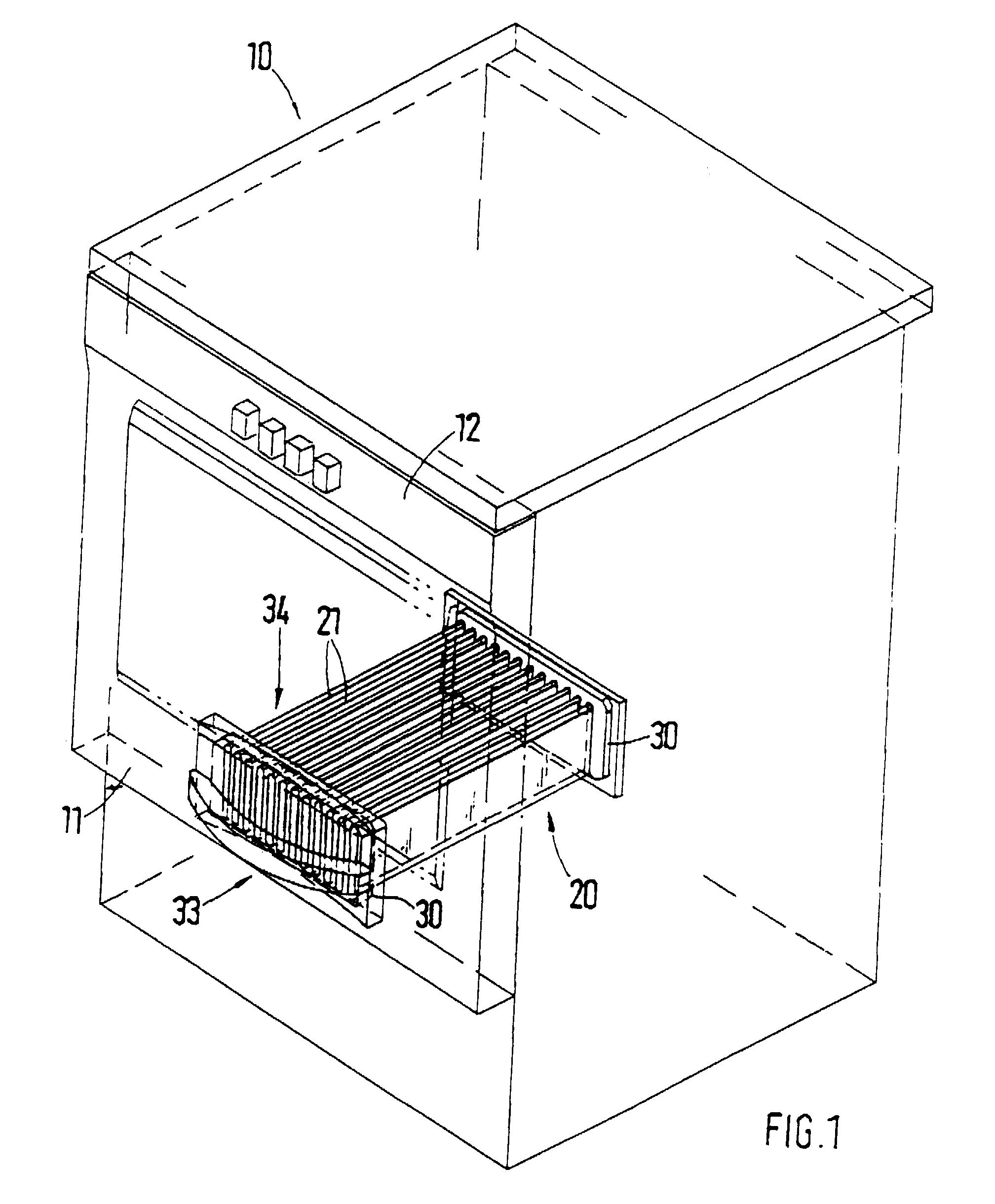 Patent ep0610823b1 echangeur de chaleur en particulier for Etant a linge exterieur