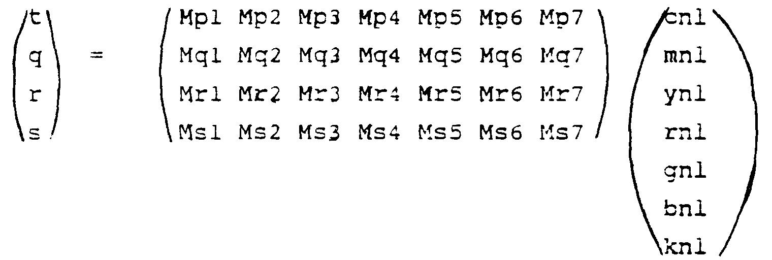 专利ep0622952a1 - a method