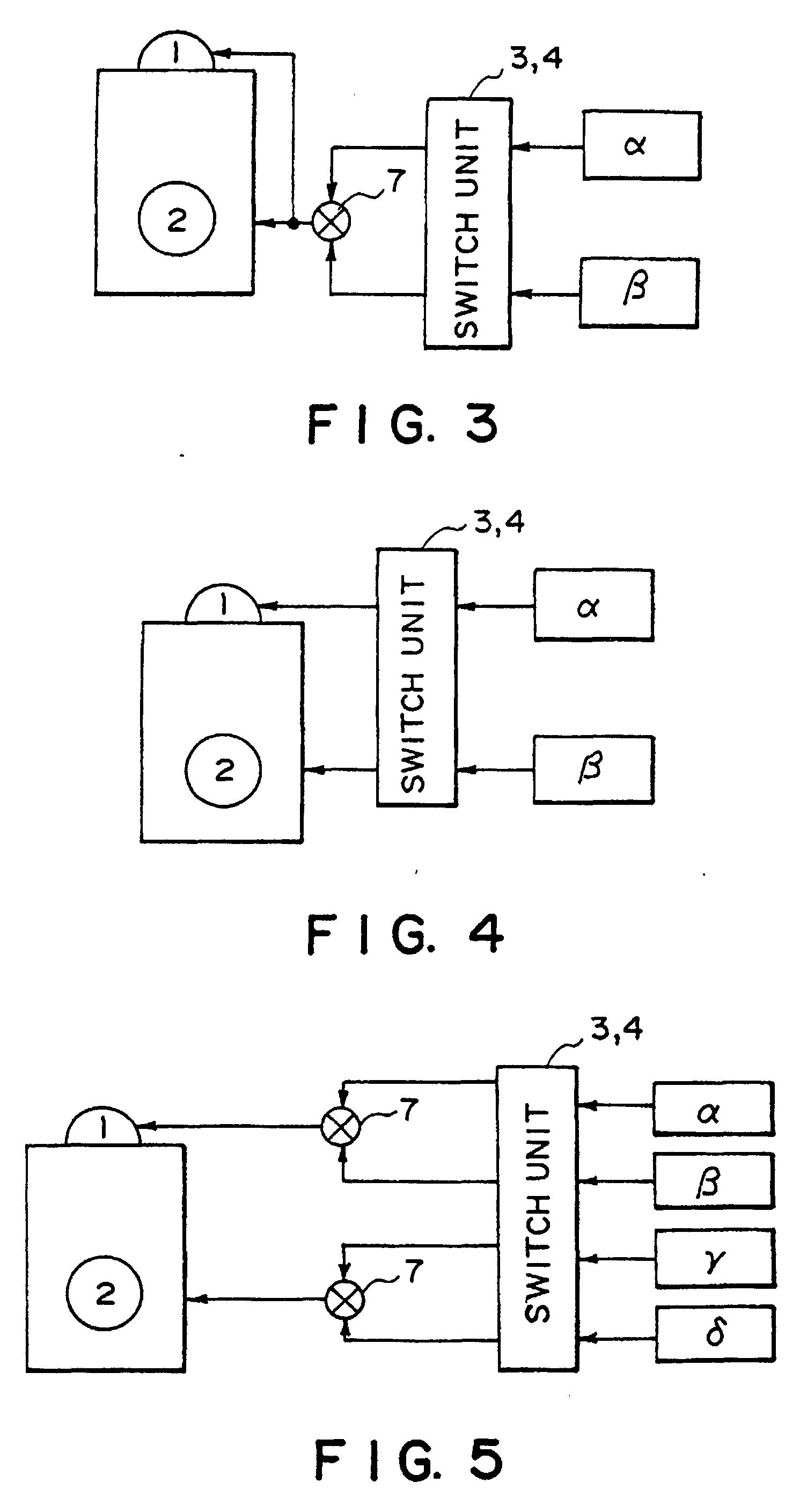 audio apparatus