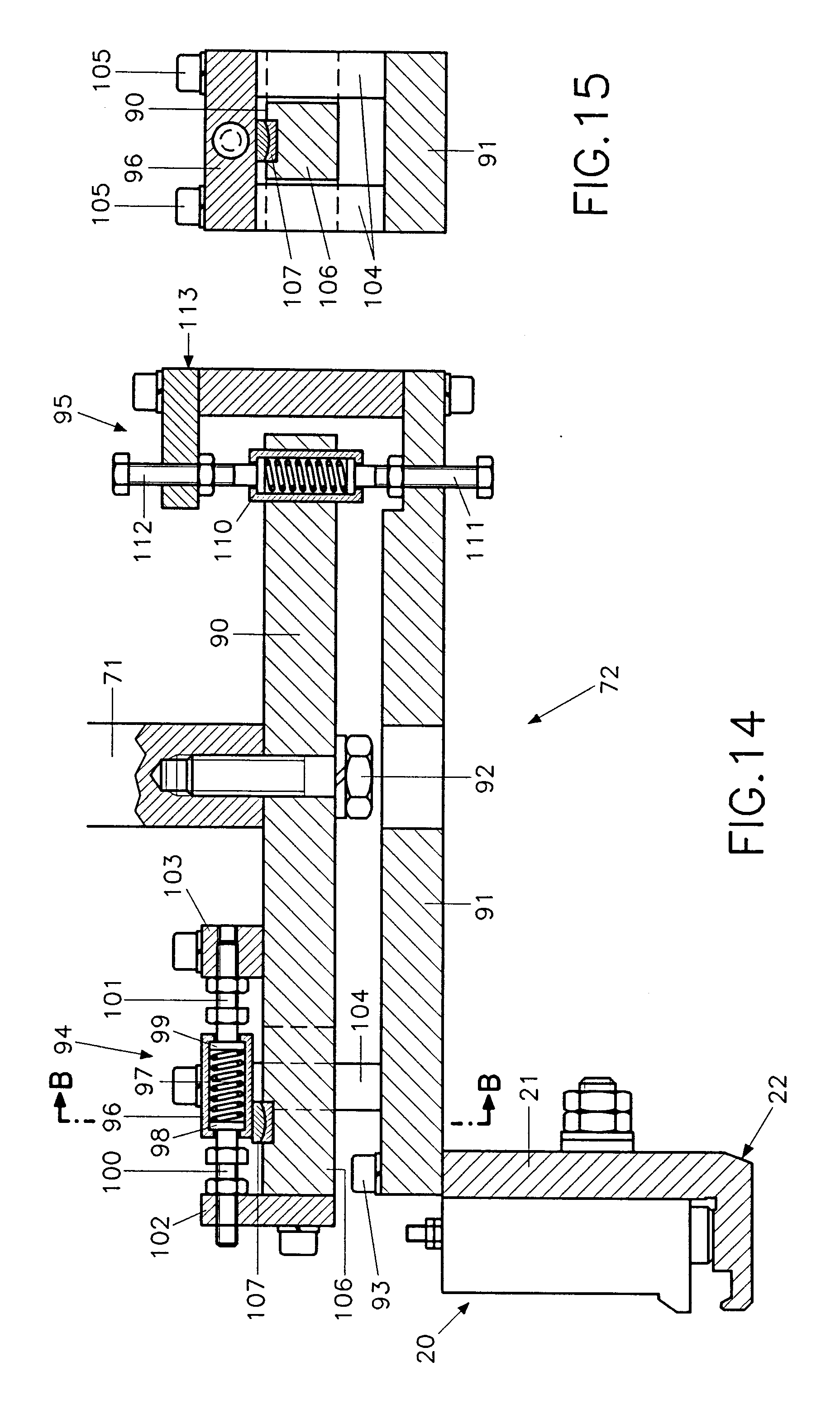 patente ep0624411a1 verfahren zum biegen von blechen und abkantpresse zur durchf hrung des. Black Bedroom Furniture Sets. Home Design Ideas