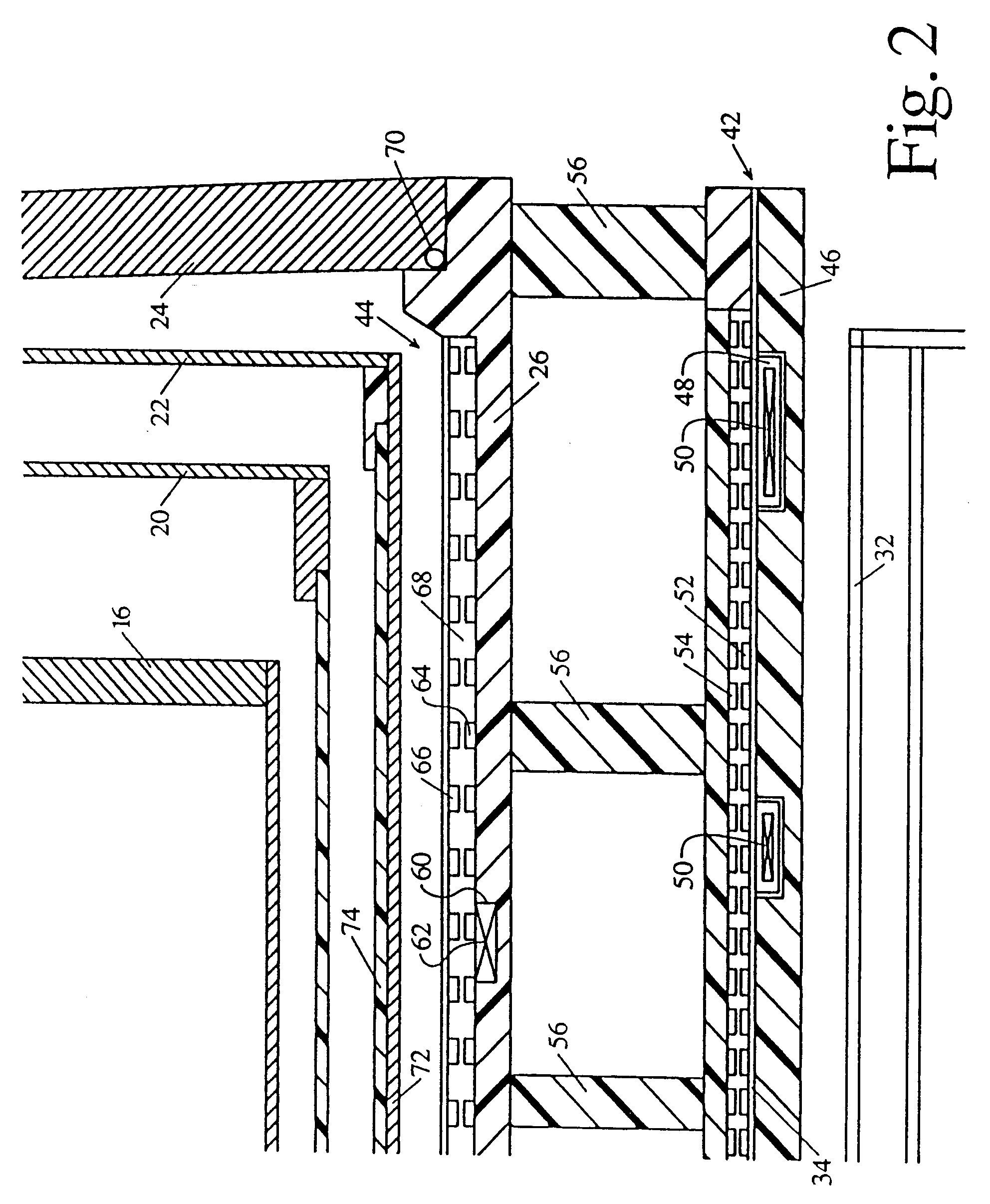 patent ep0629875a1 - magnetic resonance gradient coil and rf screen