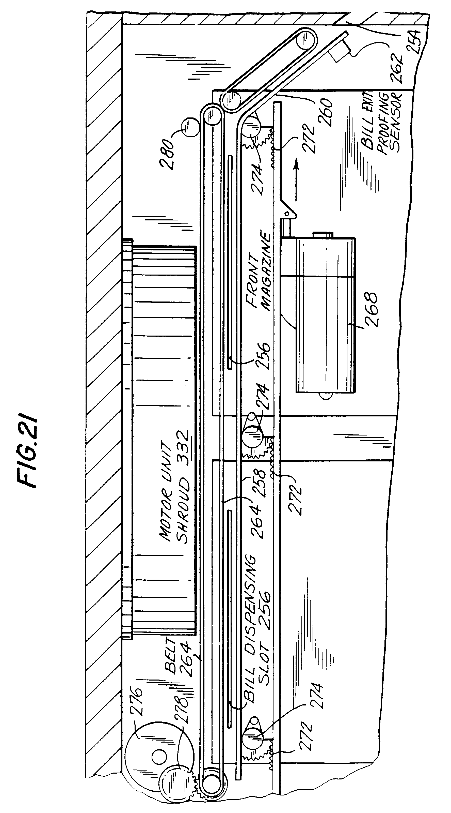 Patent EP0636265B1 - Automated cashier system - Google ...