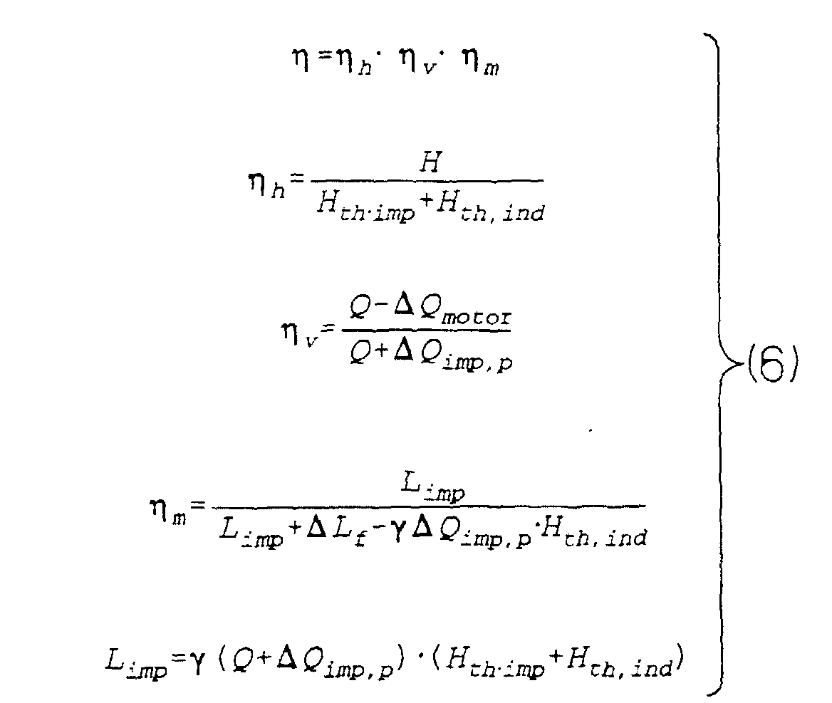 Force Flow Rate Equation: Method For Prediction Of Performance