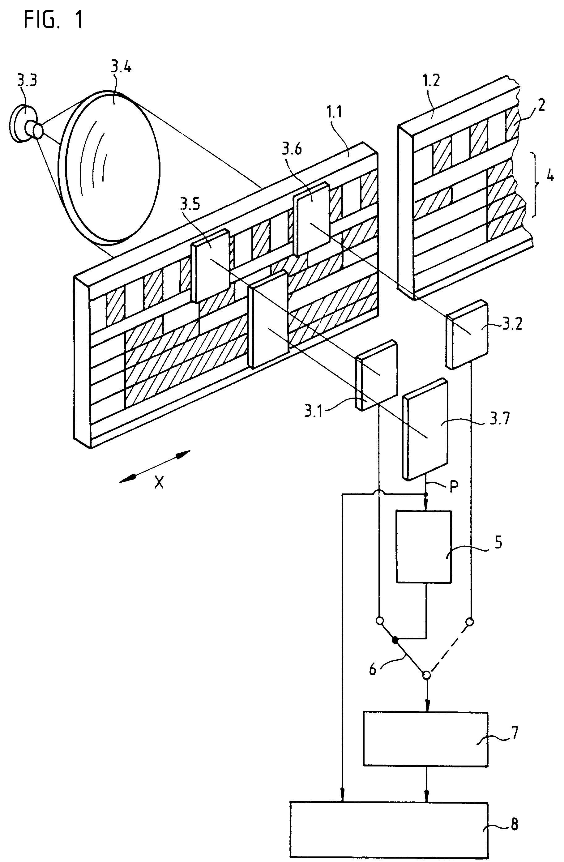 专利ep0662603a1 - l01ngenmesssystem