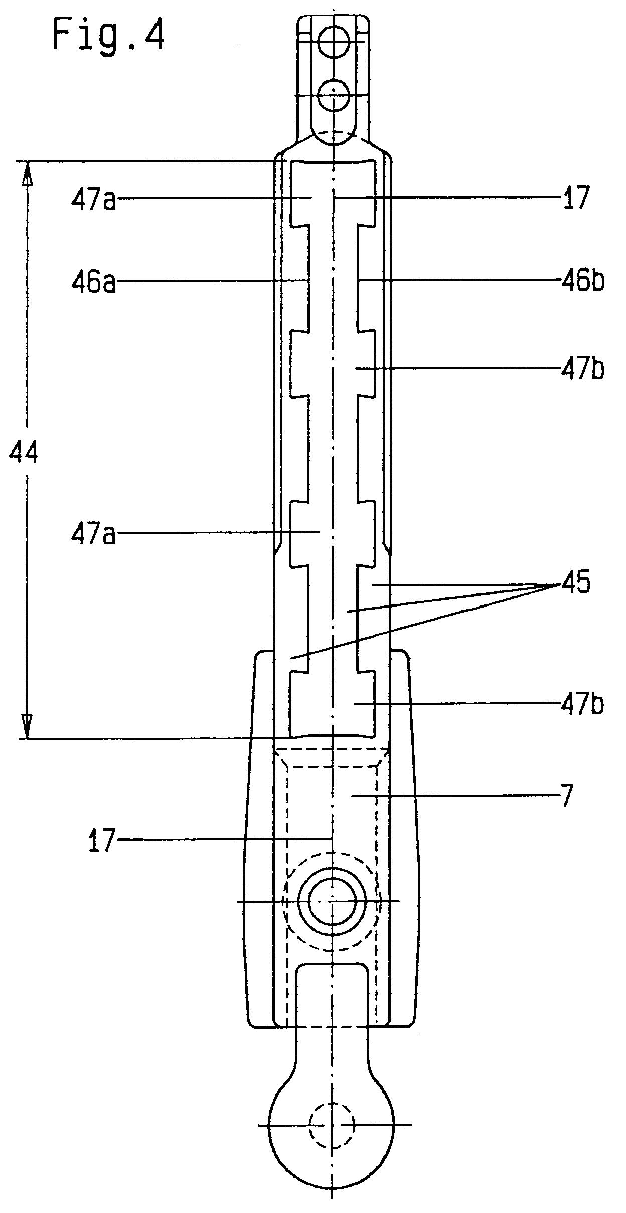 patent ep0672811a1 verrouillage de fausse manoeuvre pour. Black Bedroom Furniture Sets. Home Design Ideas