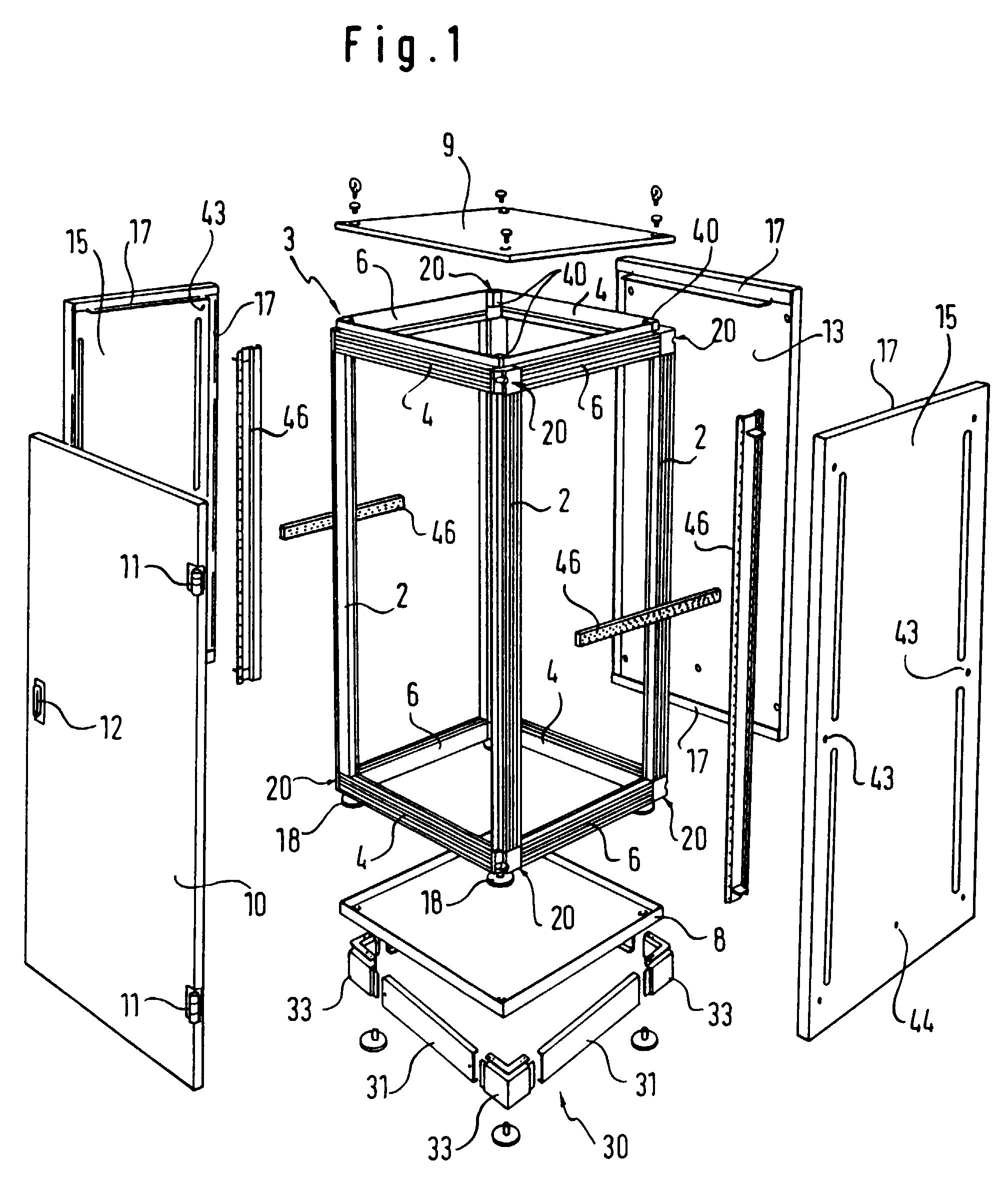 patent ep0686316b1 schrank google patents. Black Bedroom Furniture Sets. Home Design Ideas