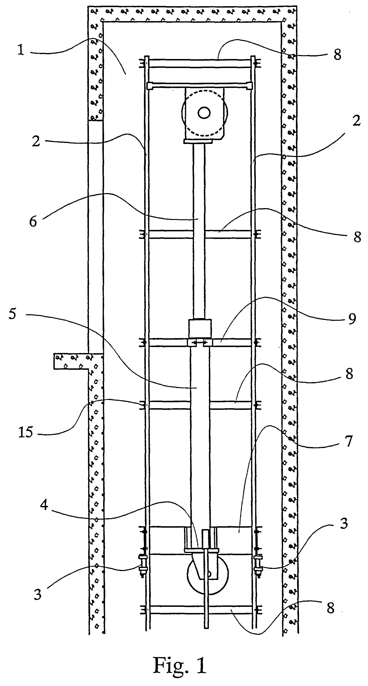 patent ep0687645b1 dispositif de montage pour verrin. Black Bedroom Furniture Sets. Home Design Ideas