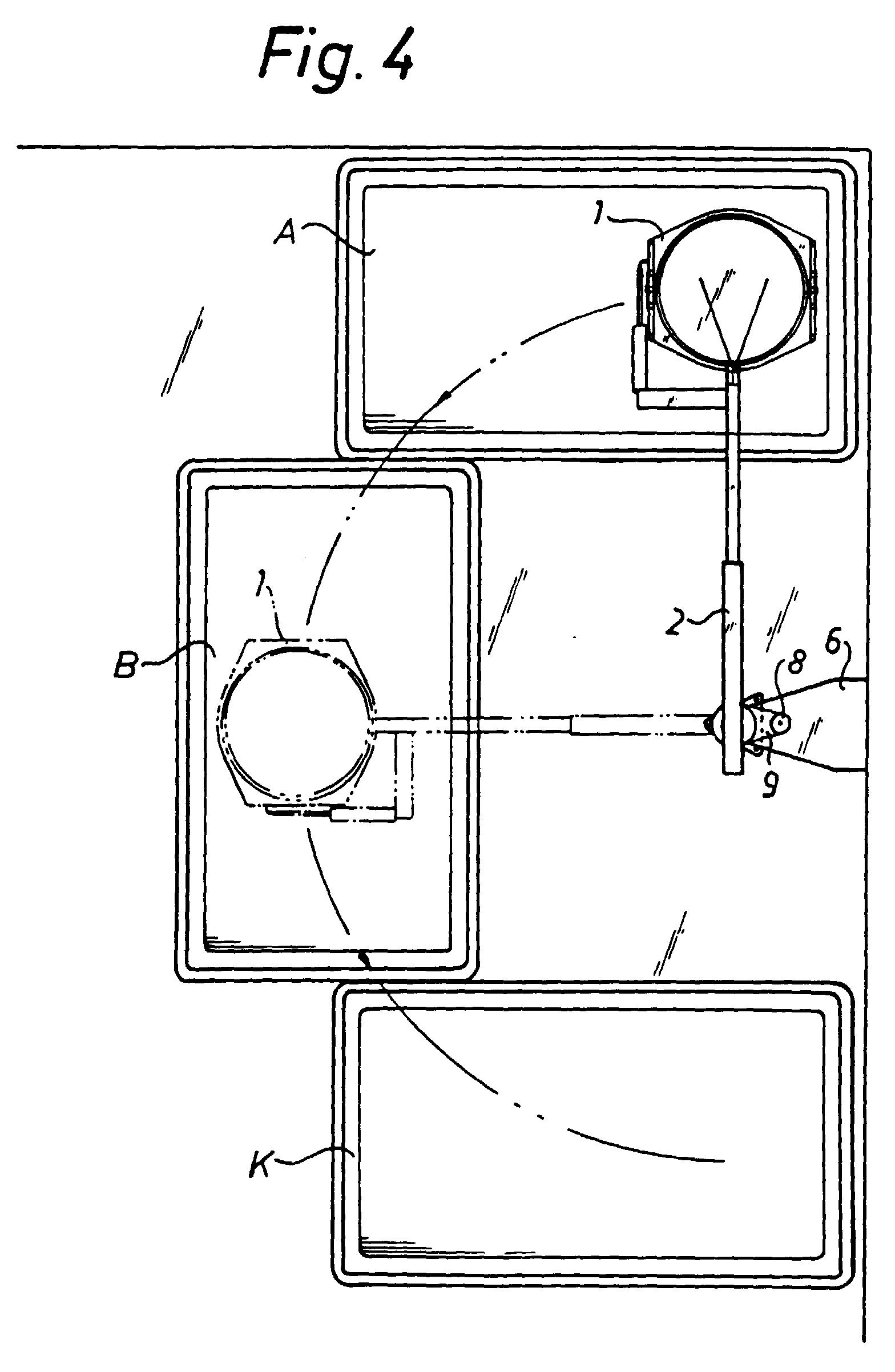 Trash Chute Dimensions : Patente ep b refuse sorting device for