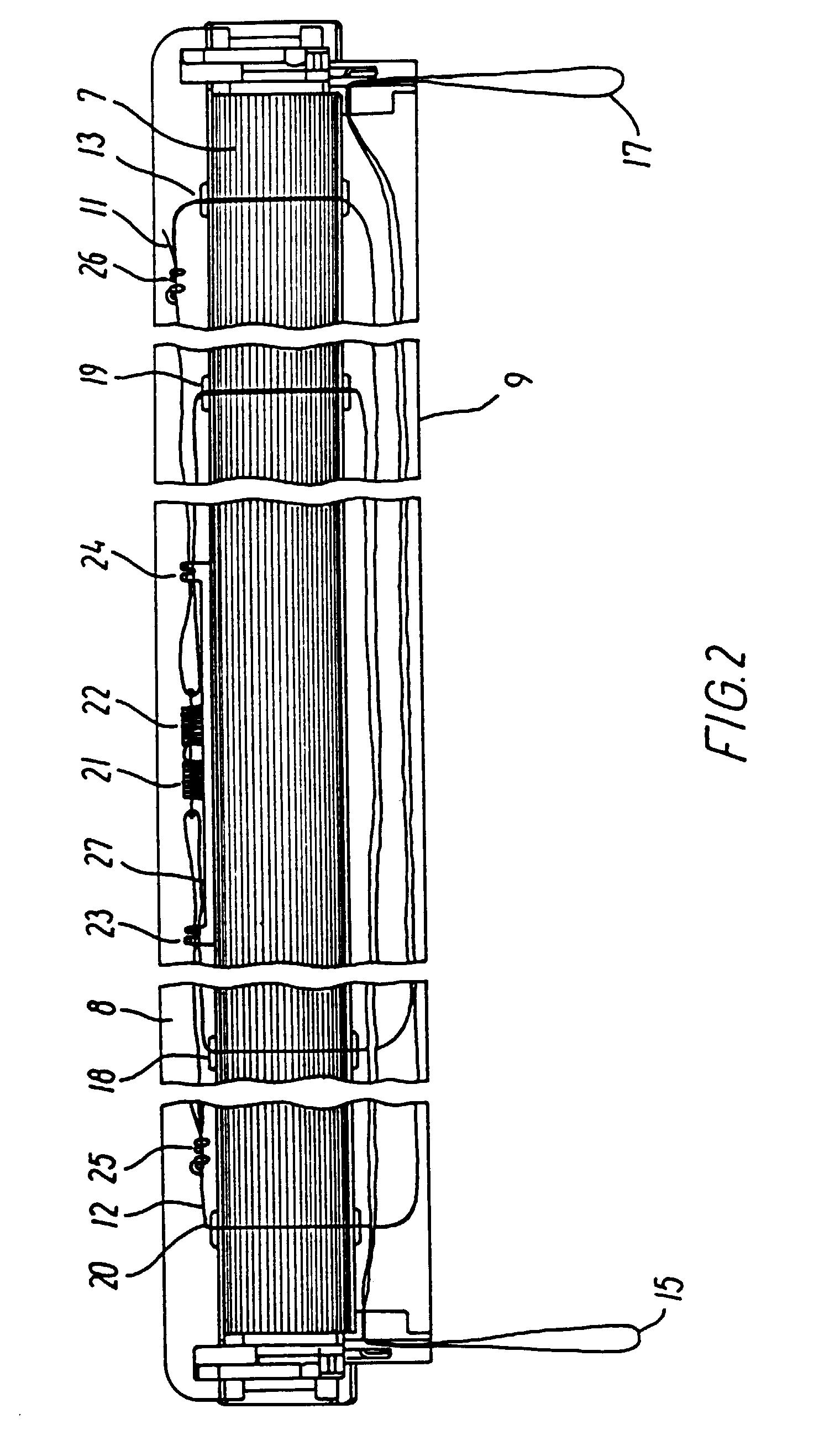 Patent ep0699268b1 store pour fenetre google patents for Fenetre a tabatiere