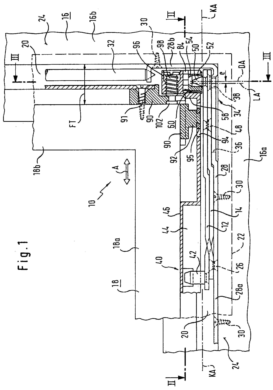 patent ep0704593a1 dreh beschlag oder dreh kipp beschlag von fenster t ren oder dergleichen. Black Bedroom Furniture Sets. Home Design Ideas