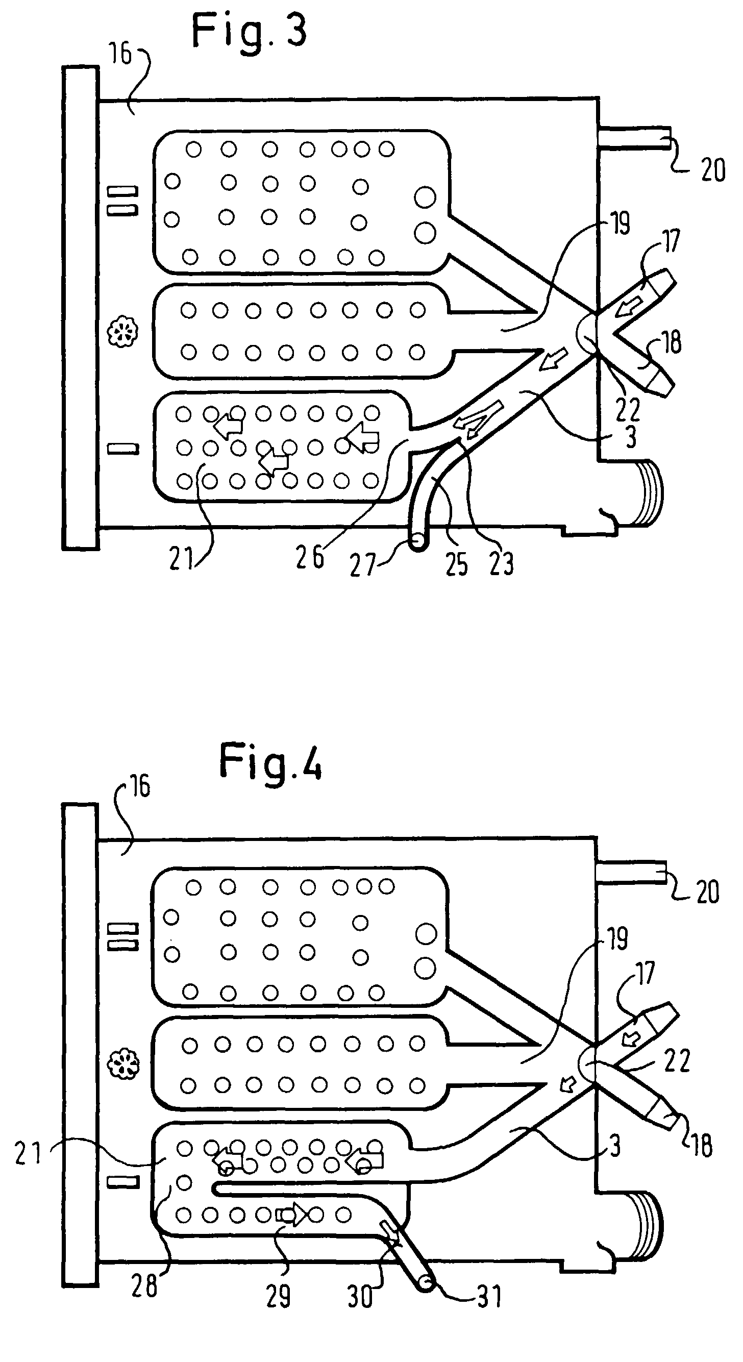 patent ep0719884b1 waschmaschine mit einer waschmittel einsp leinrichtung google patents. Black Bedroom Furniture Sets. Home Design Ideas