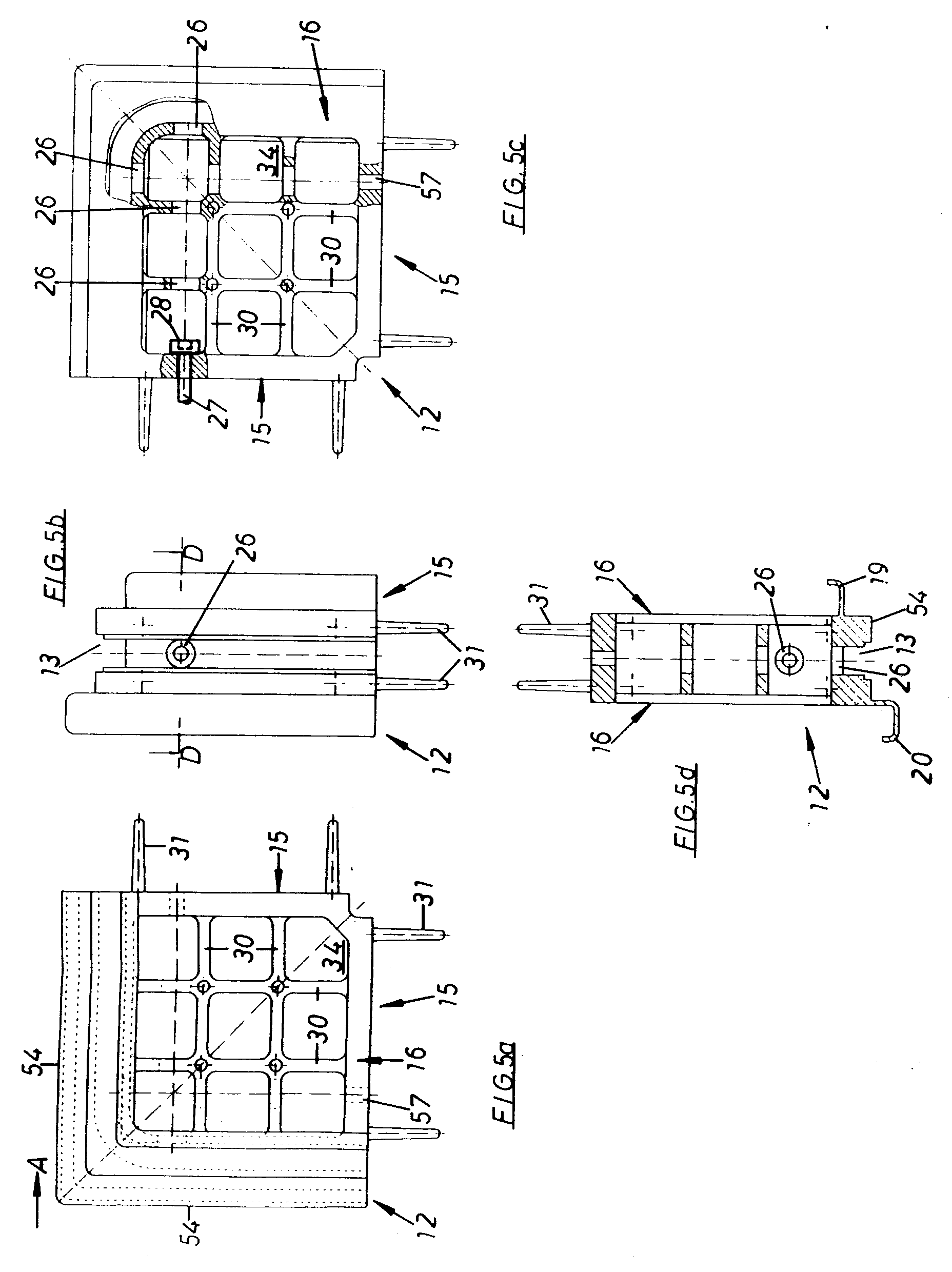 Patent EP0725202A1 - Reinforcement for doors or windows - Google Patents