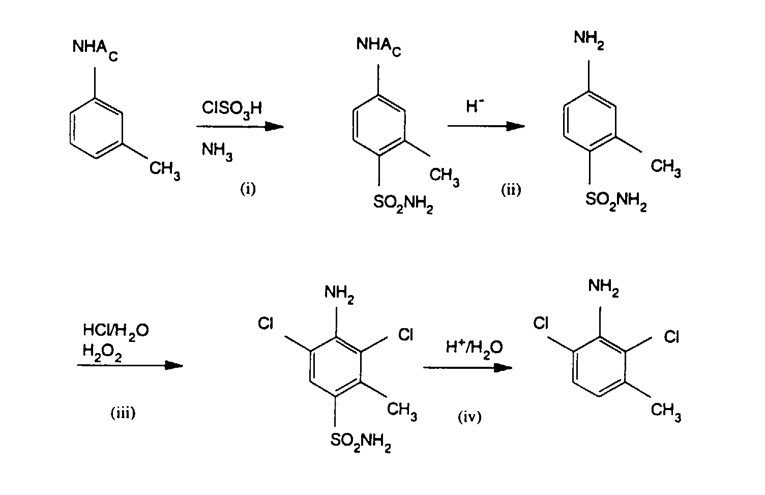 synthesis of p nitro acetanilide The overall reaction scheme is given in figure 141 figure 141 three step  preparation of p-nitroaniline step 1 aniline n acetic anhydride n 3 acetanilide  acetic.