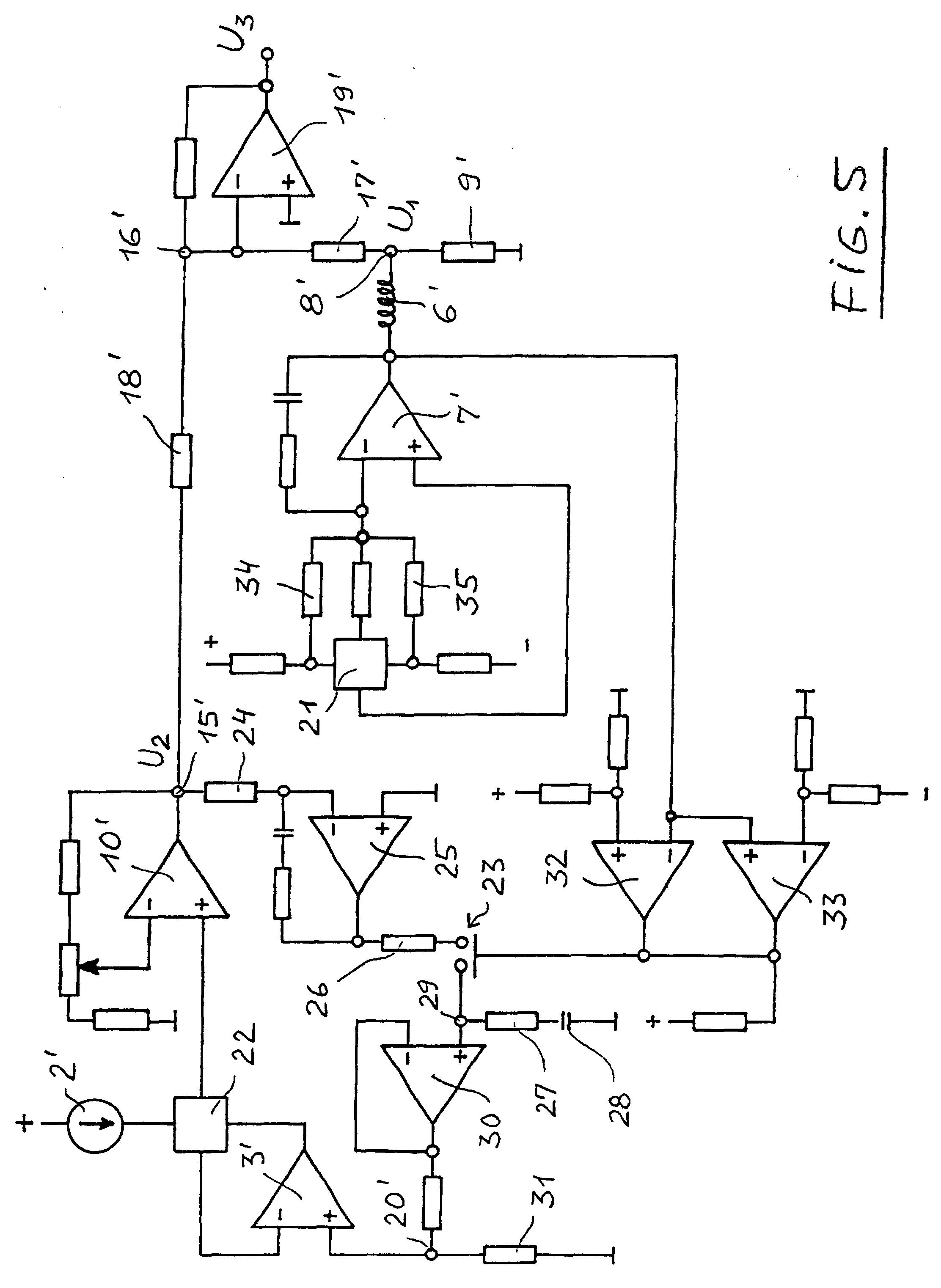 patent ep0738894b1 dispositif capteur de courant d tecteur de champ magn tique google patents. Black Bedroom Furniture Sets. Home Design Ideas