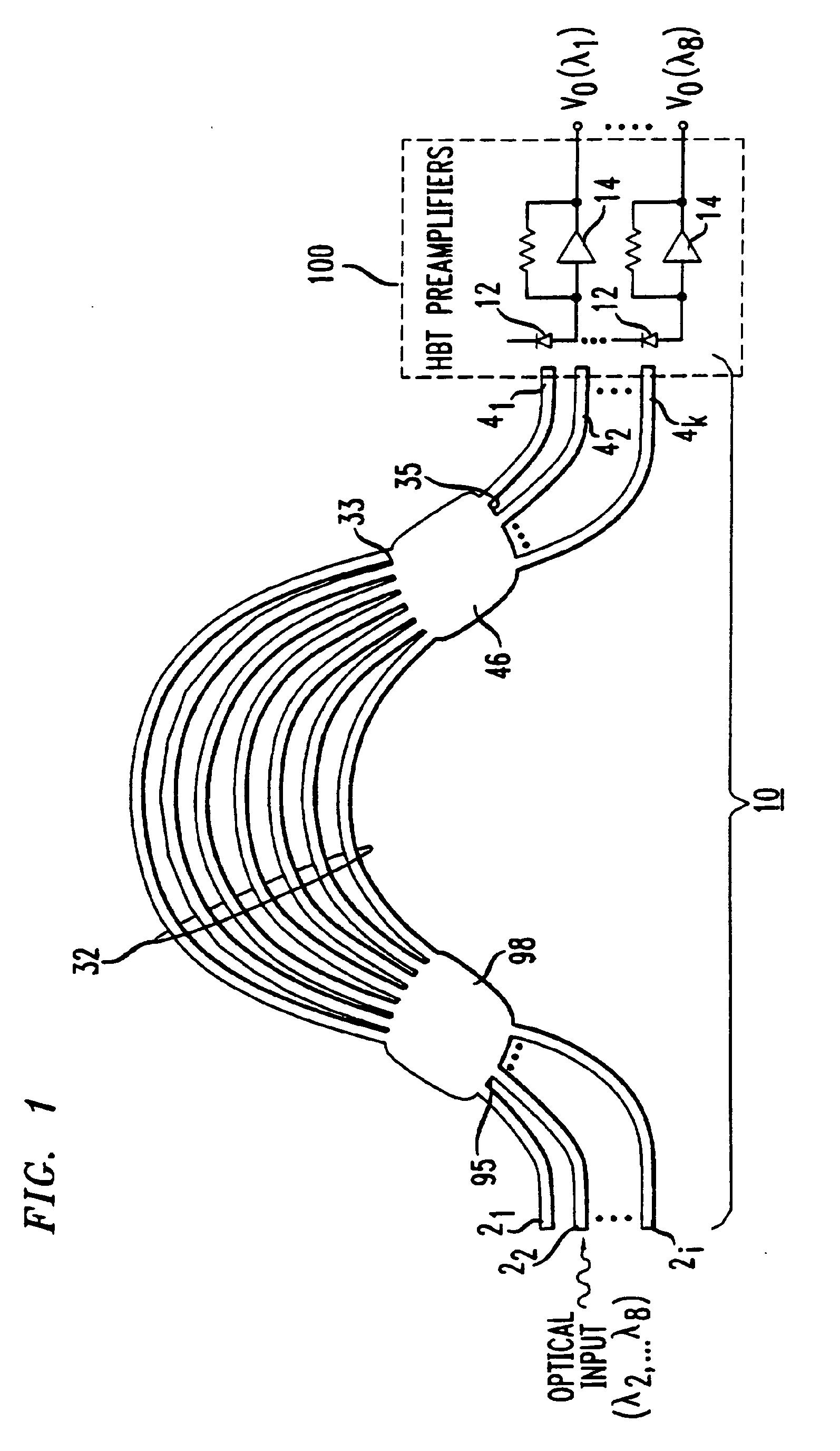 patent ep0758799b1  ingaas monolithic integrated
