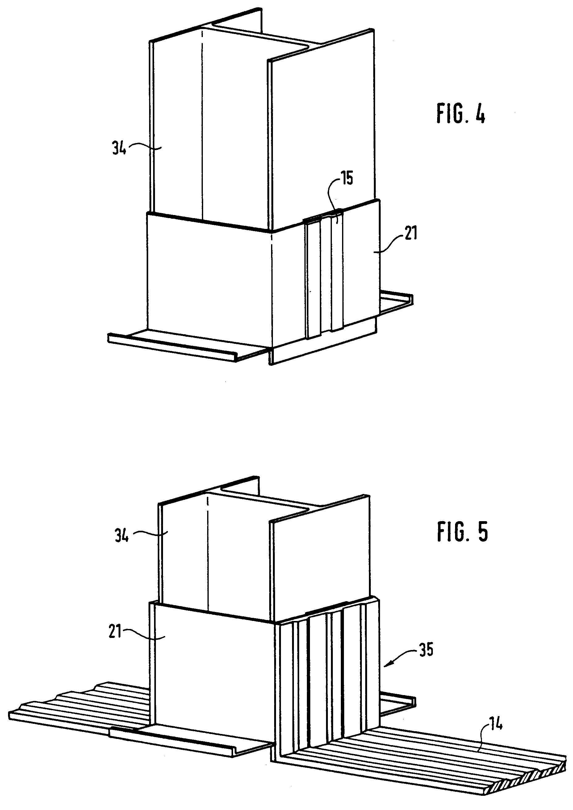 patent ep0765980a1 tragende dichte bodenplatte aus. Black Bedroom Furniture Sets. Home Design Ideas