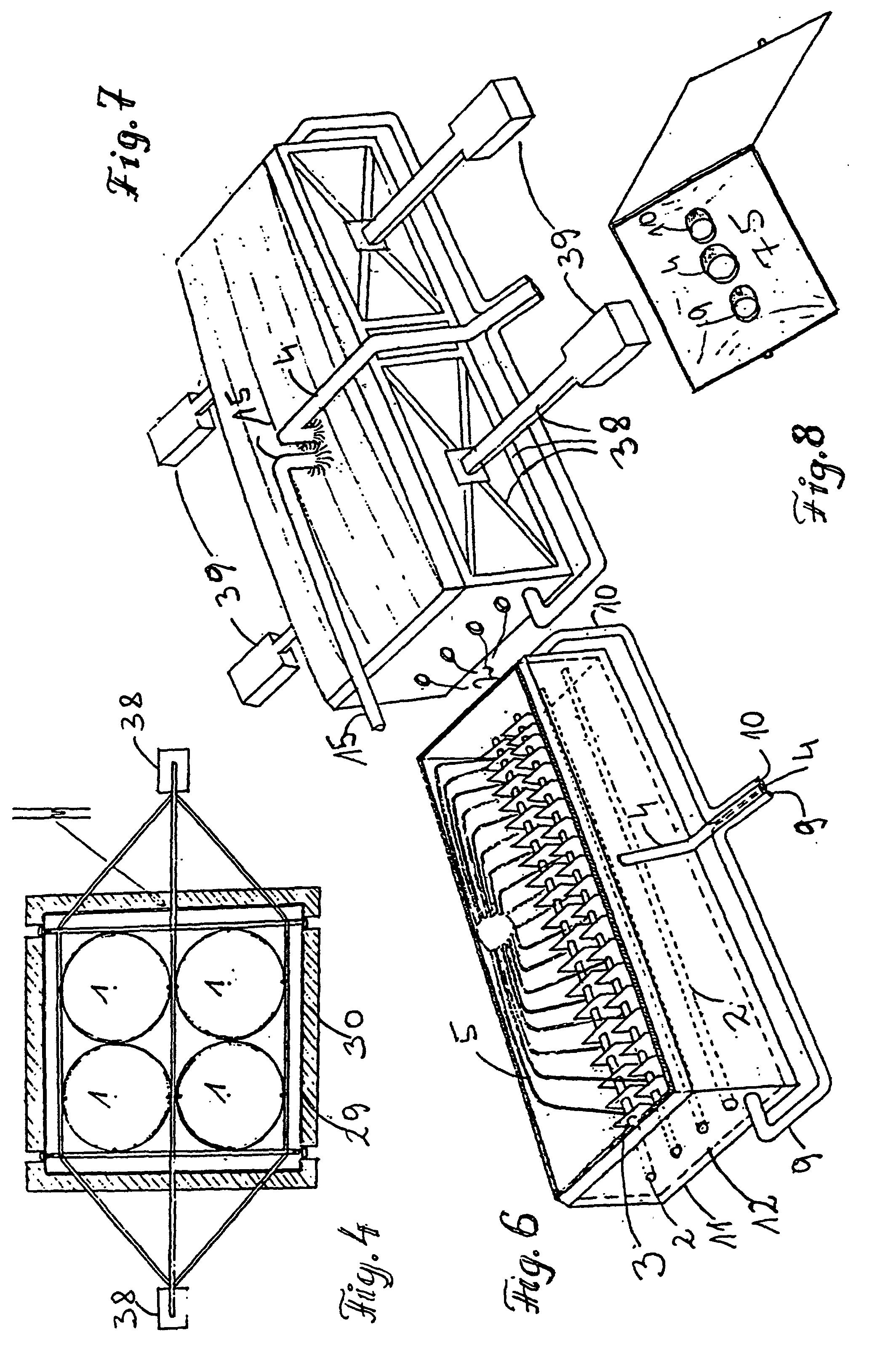 Patent EP B1 Steam generator and steam turbine driving
