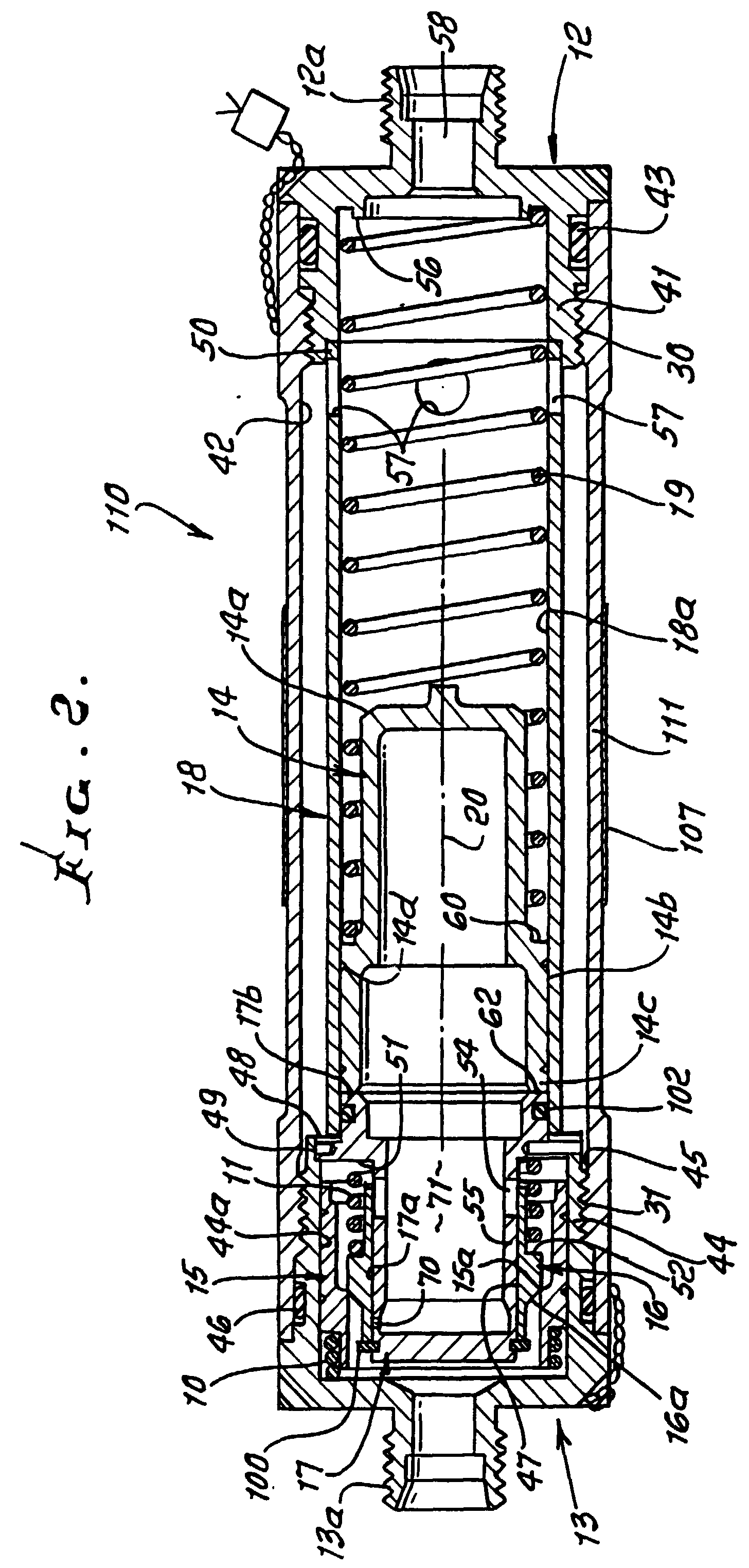 patent ep0780613a2 - hydraulic fuse