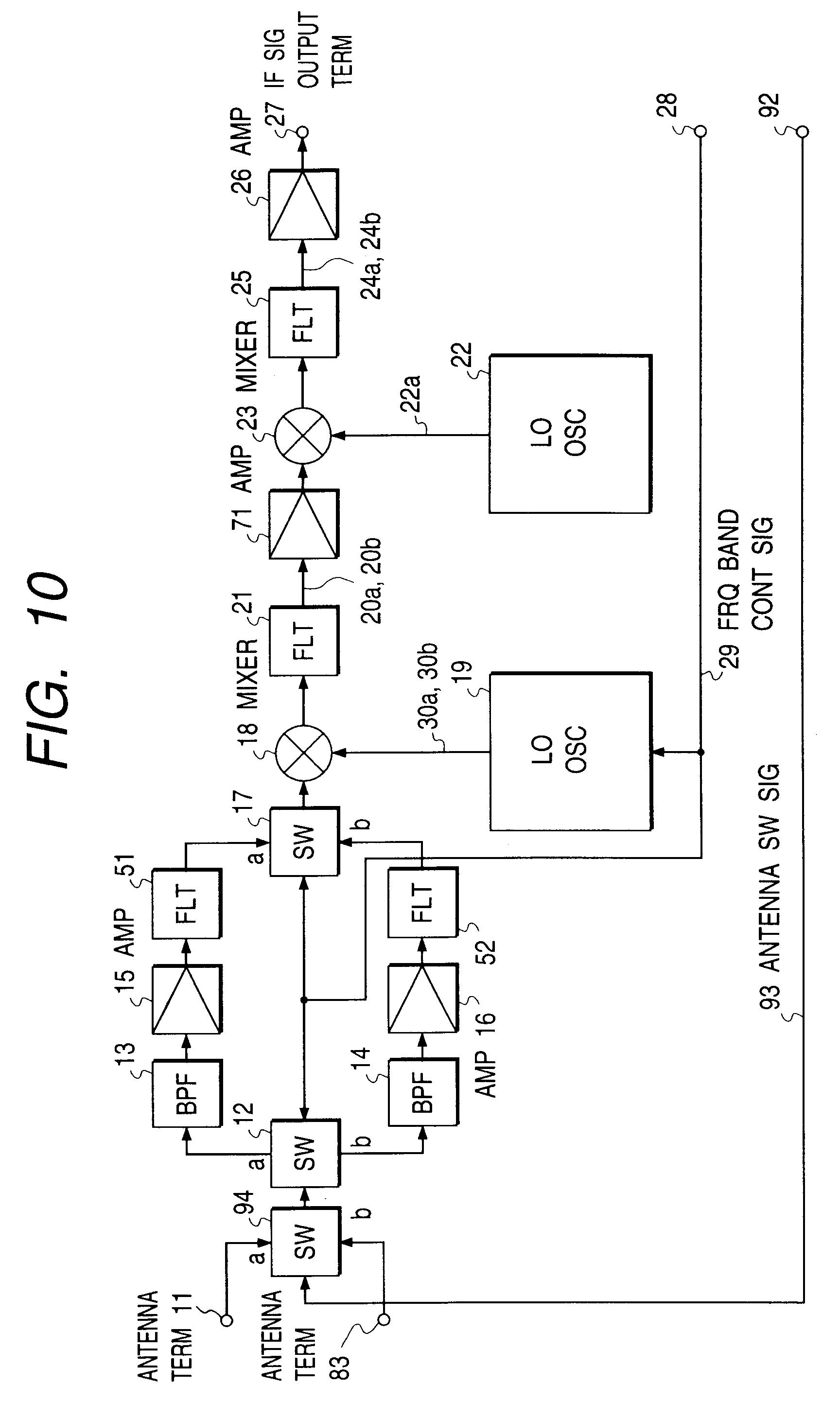 专利ep0784381a2 - récepteur