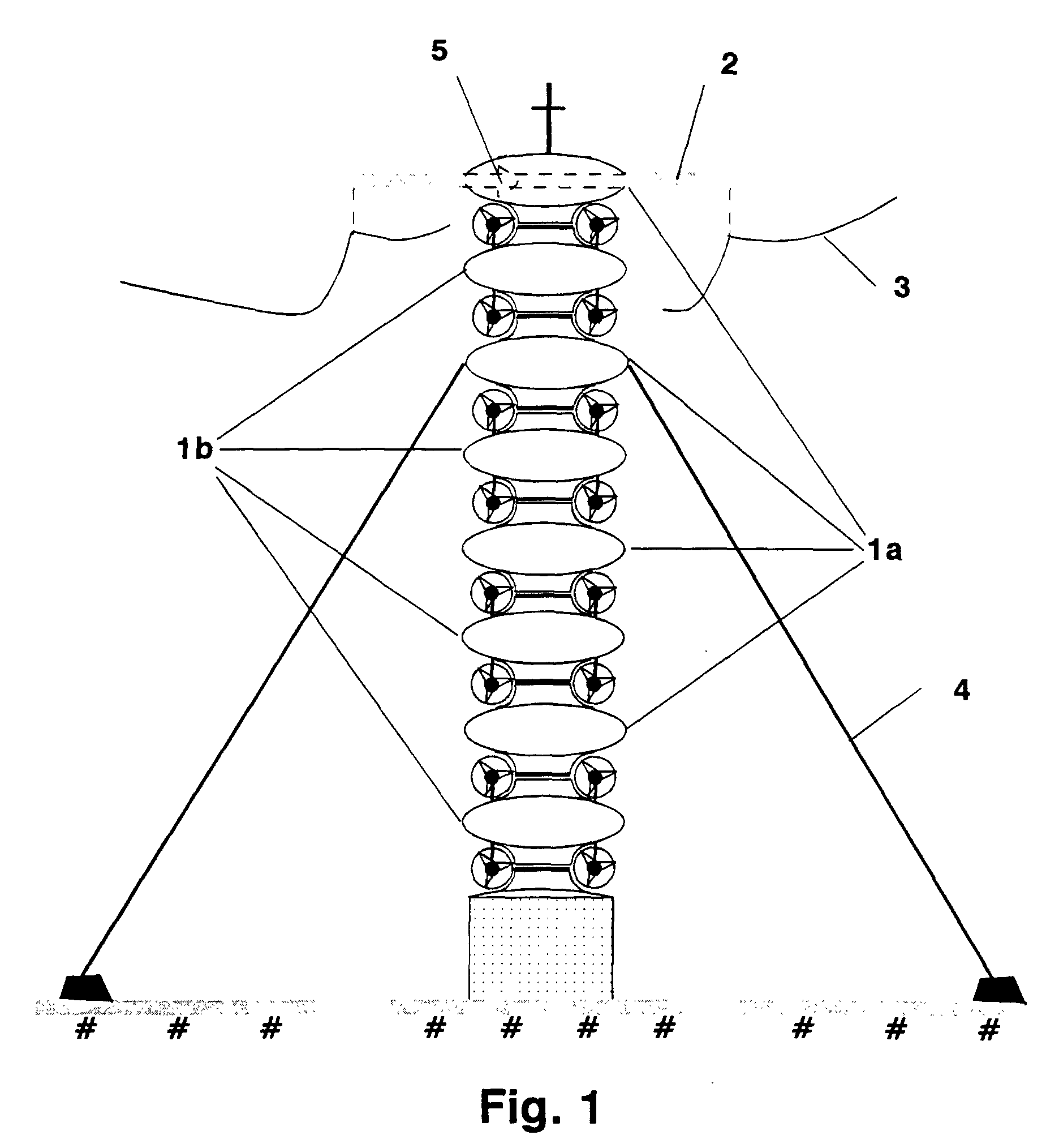 patent ep0784751b1 - wind amplified rotor platform systems