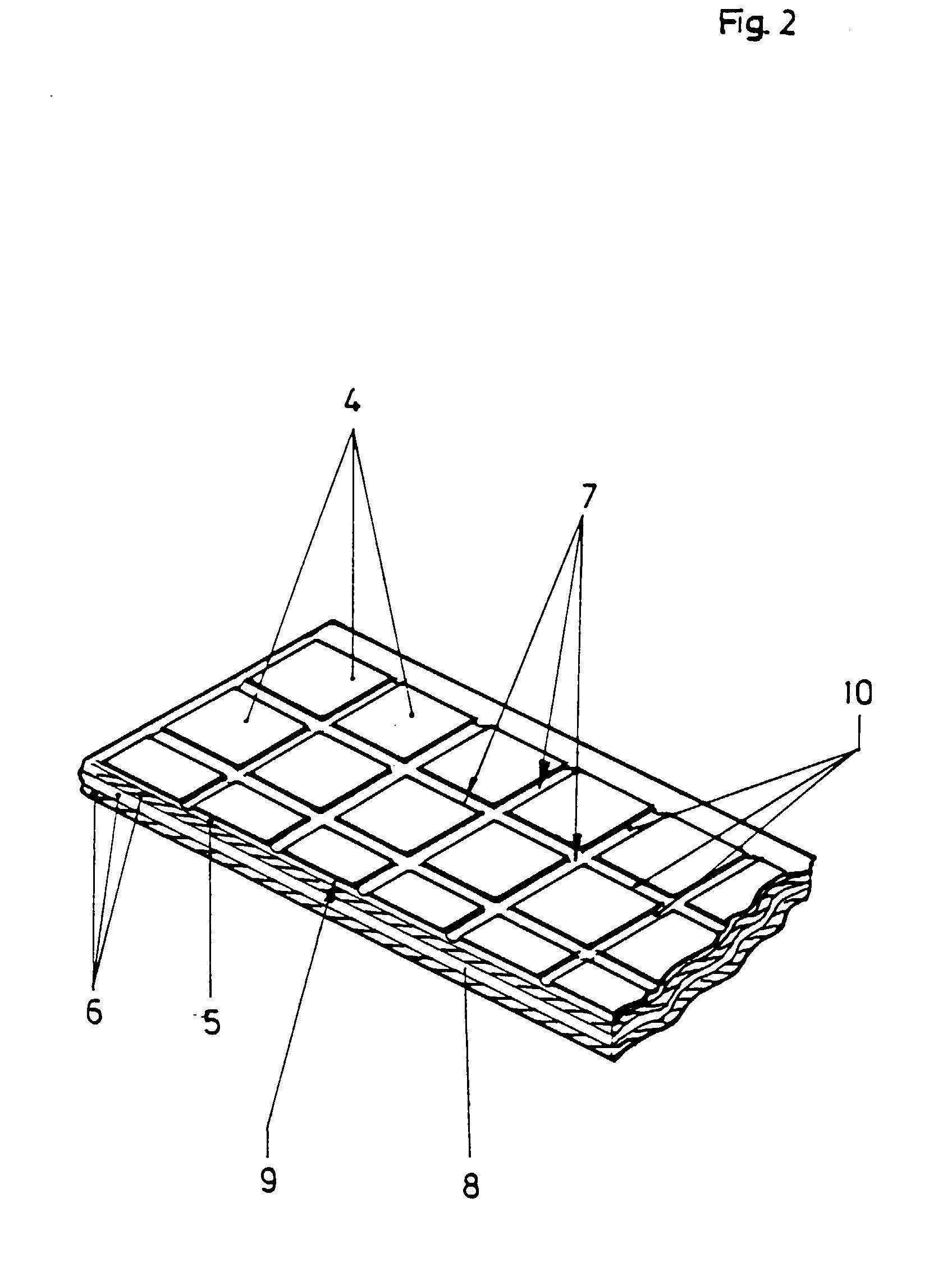patent ep0785094b1 proc d pour fabriquer un stratifi haute pression pourvu d 39 un dessin. Black Bedroom Furniture Sets. Home Design Ideas